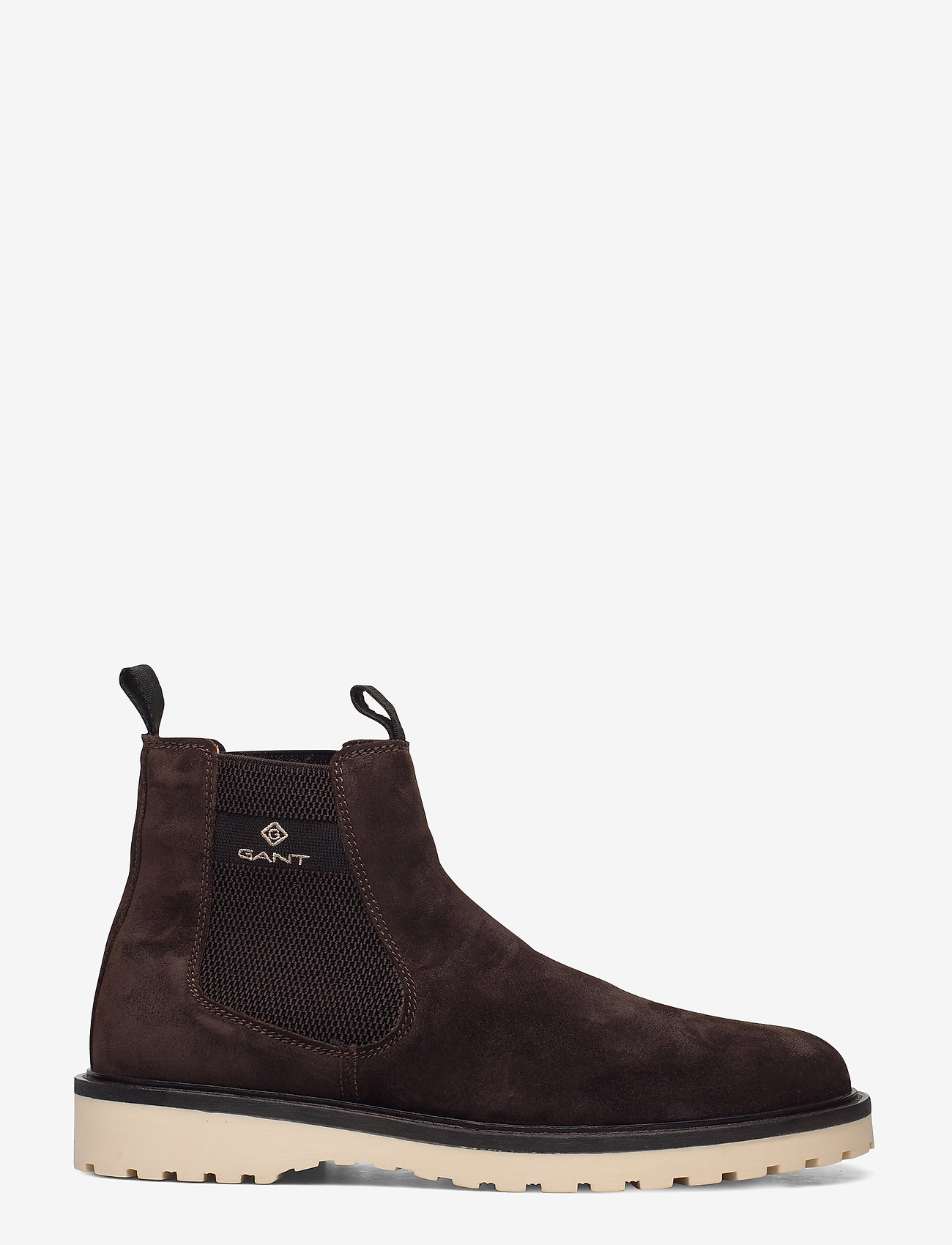 GANT - Roden Chelsea boot - chelsea boots - dark brown - 1