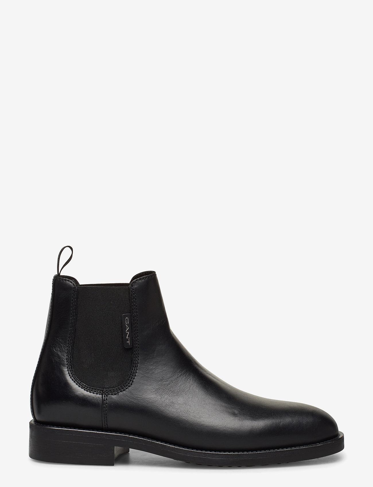 GANT - Brockwill Chelsea - chelsea boots - black - 1