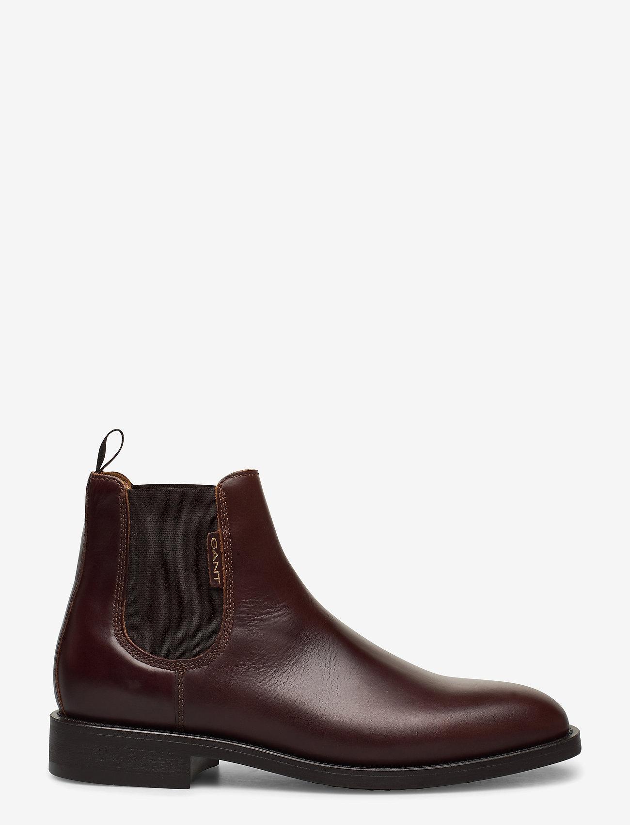 GANT - Brockwill Chelsea - chelsea boots - sienna brown - 1