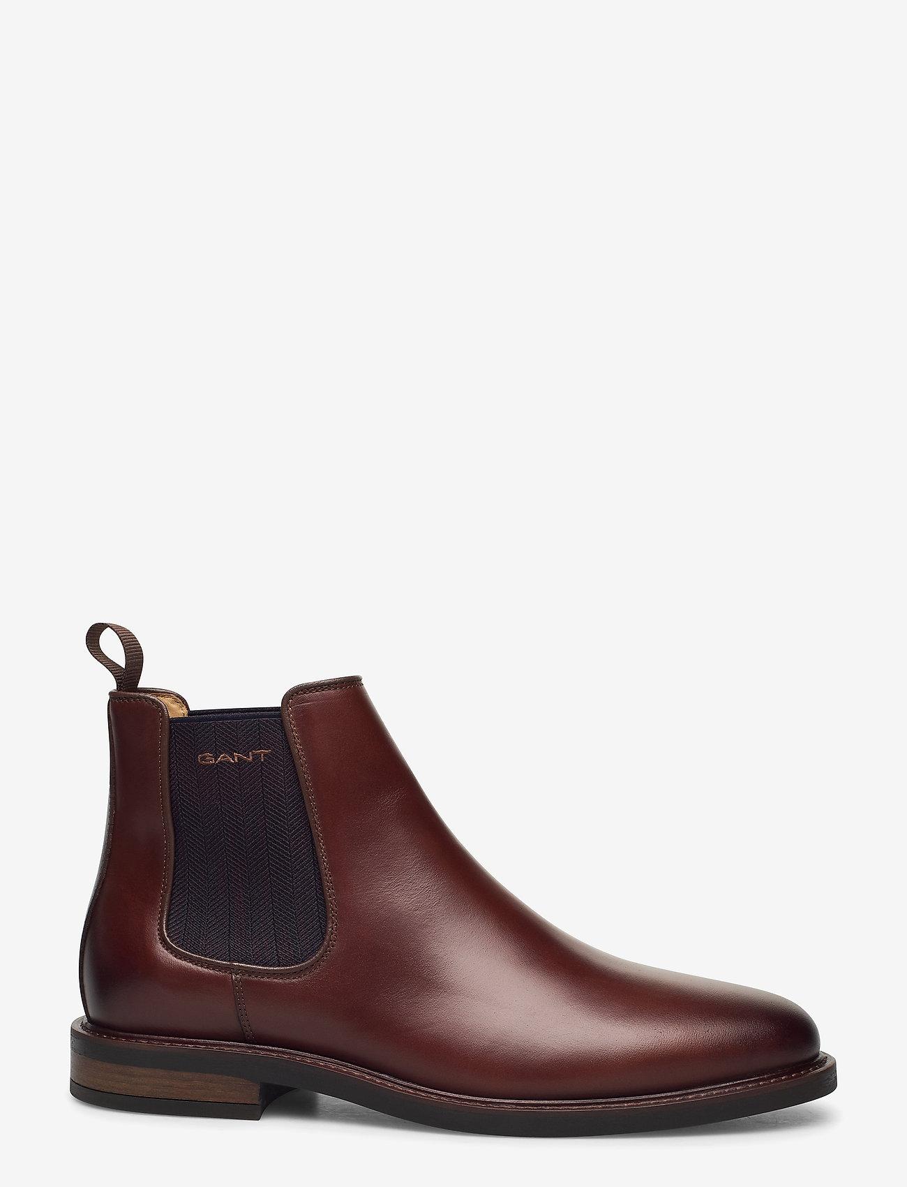 GANT - St Akron Chelsea - chelsea boots - cognac - 1
