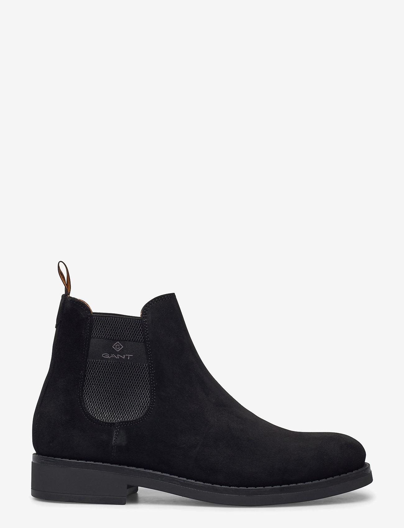 GANT - Brookly Chelsea - chelsea boots - black - 1