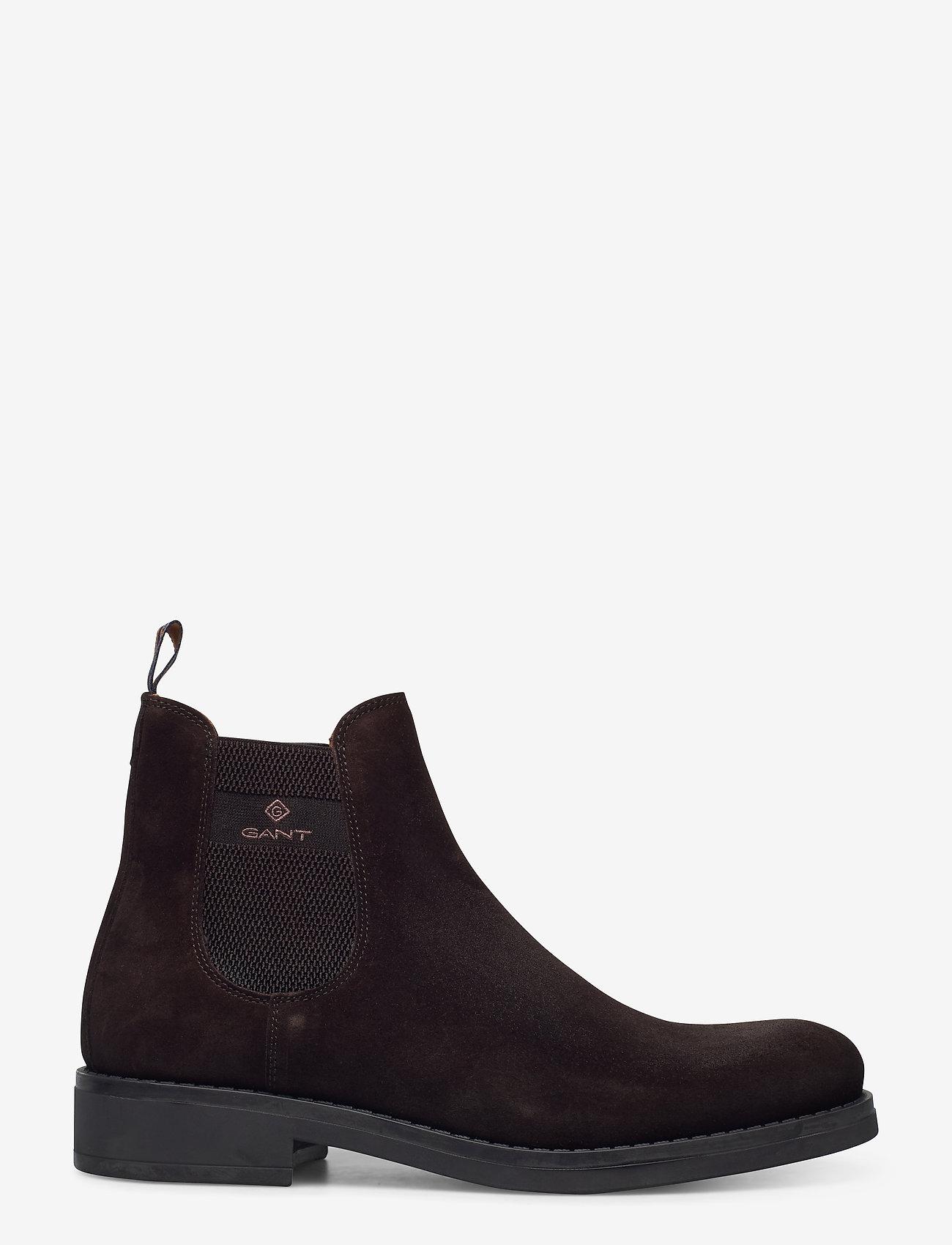 GANT - Brookly Chelsea - chelsea boots - dark brown - 1