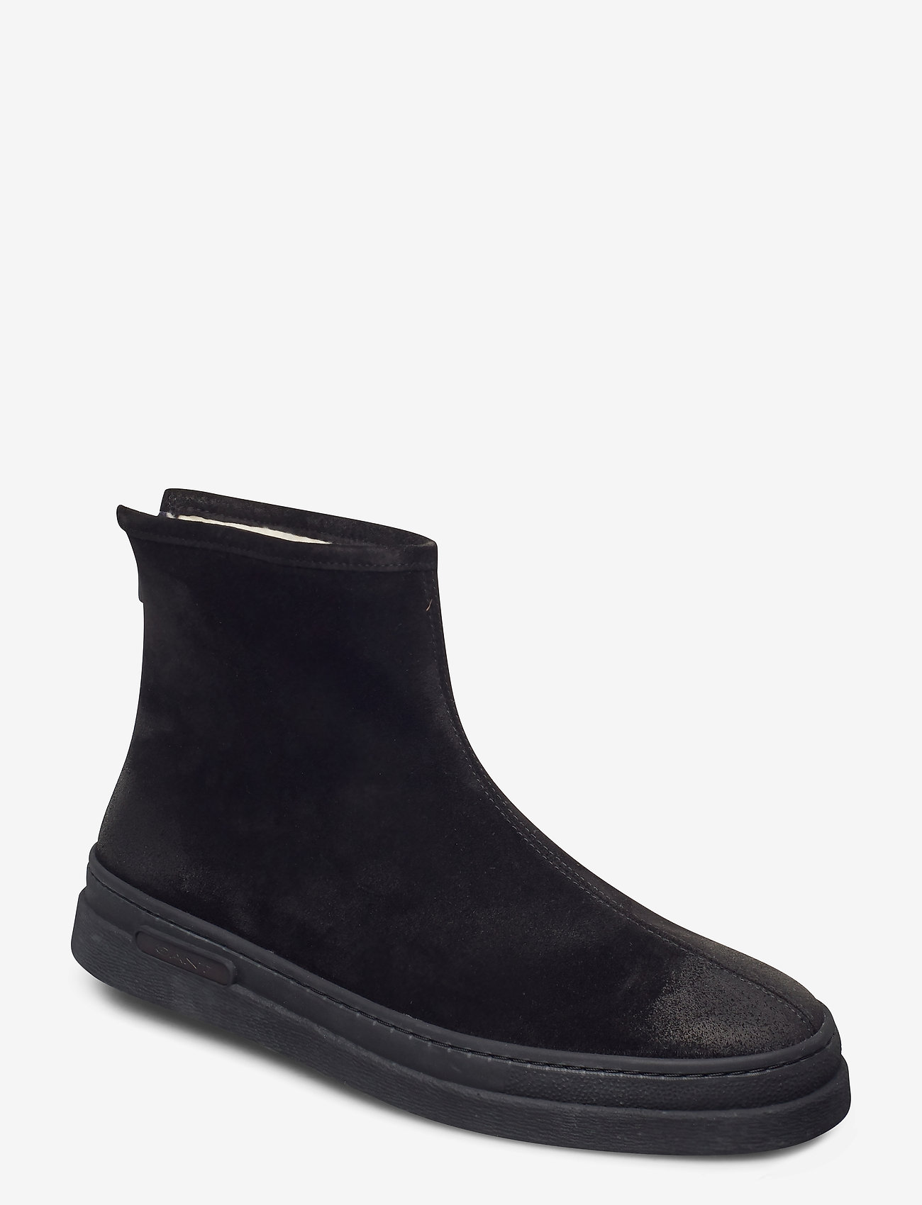 GANT - Cloyd Mid Zip boot - winter boots - black - 0