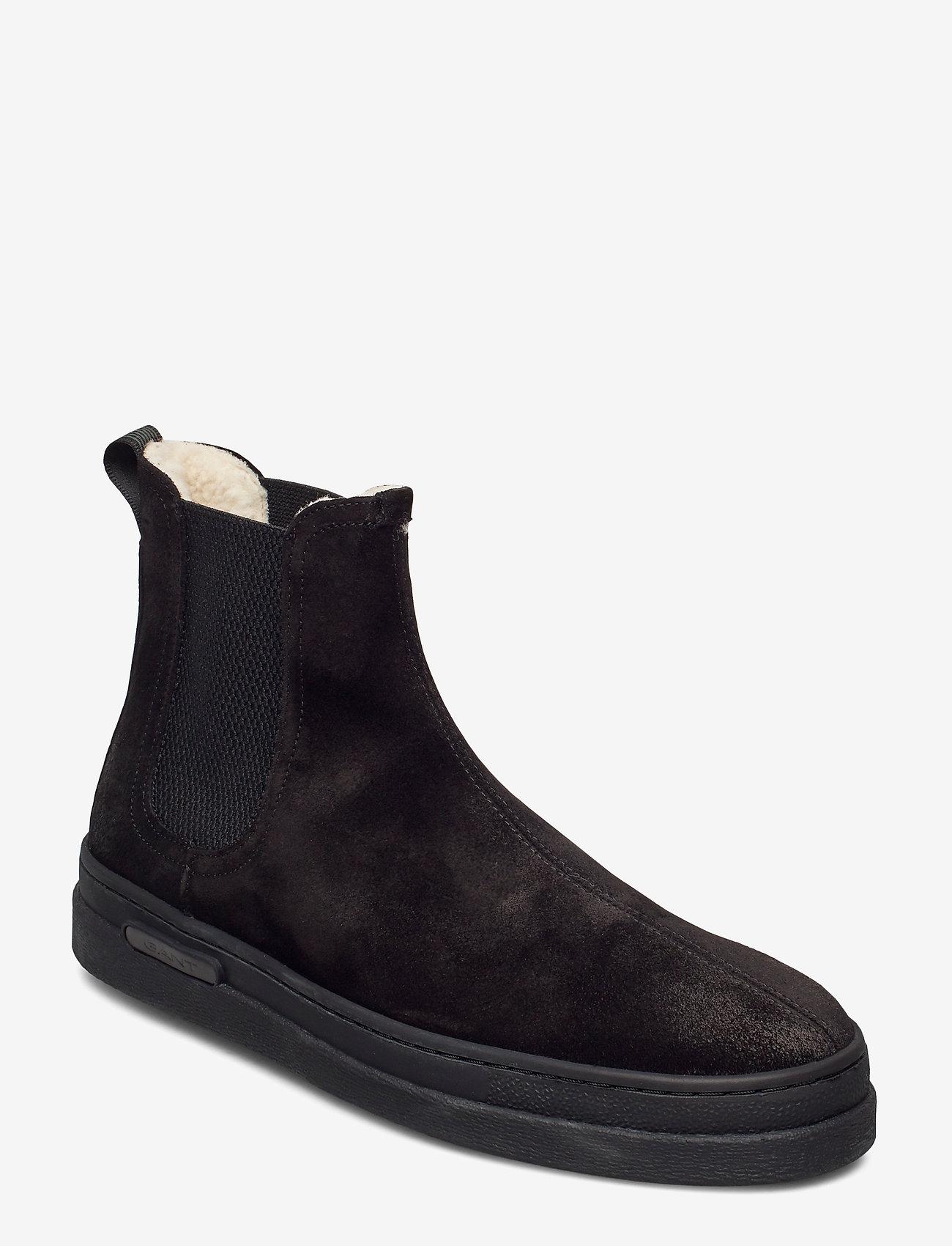 GANT - Cloyd Chelsea - winter boots - black - 0