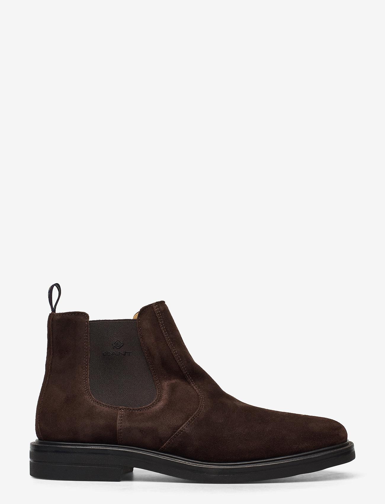 GANT - Kyree Chelsea - chelsea boots - dark brown - 1