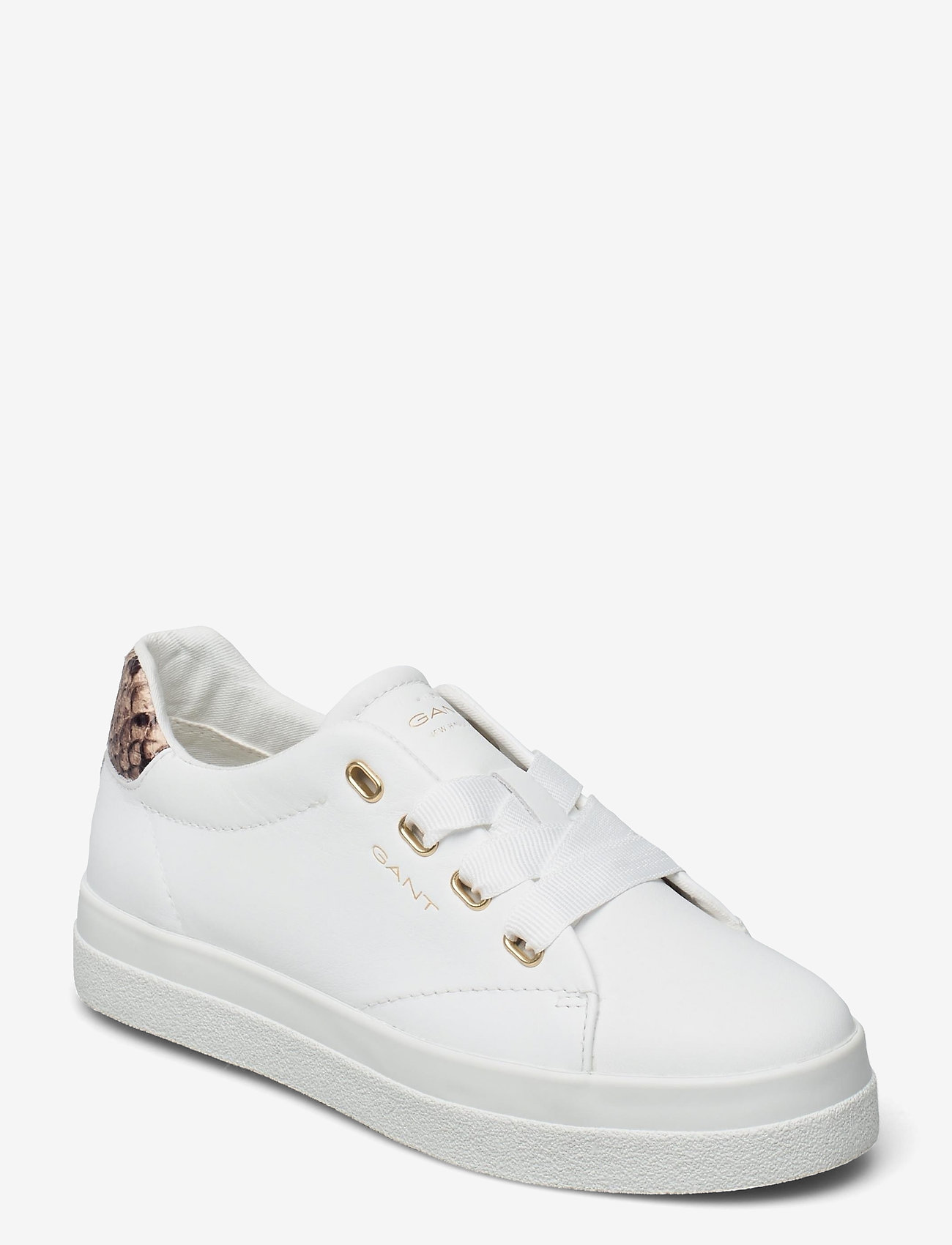 GANT - Avona Sneaker - low top sneakers - bright white - 0