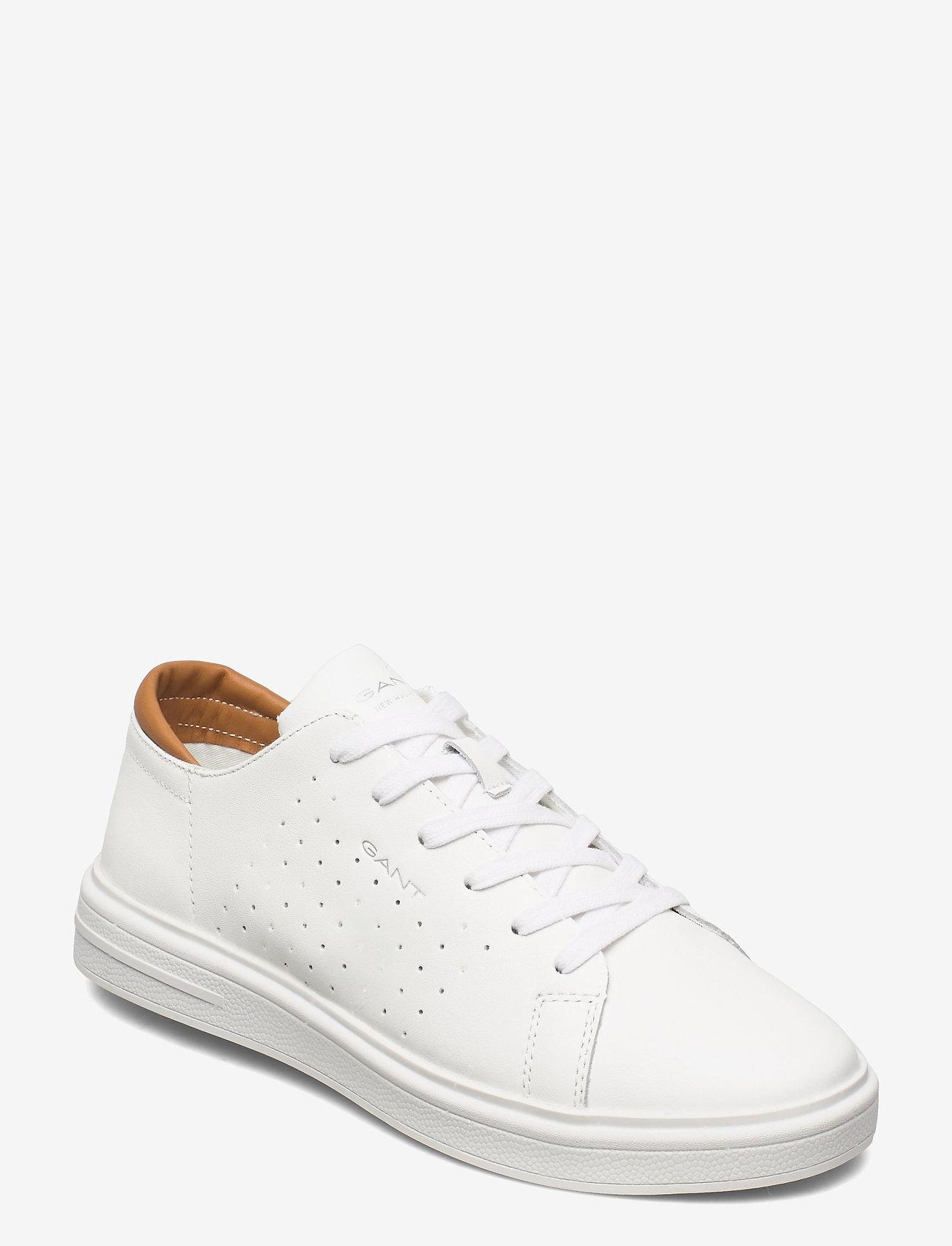 GANT - Fairville Low lace s - low tops - white - 0