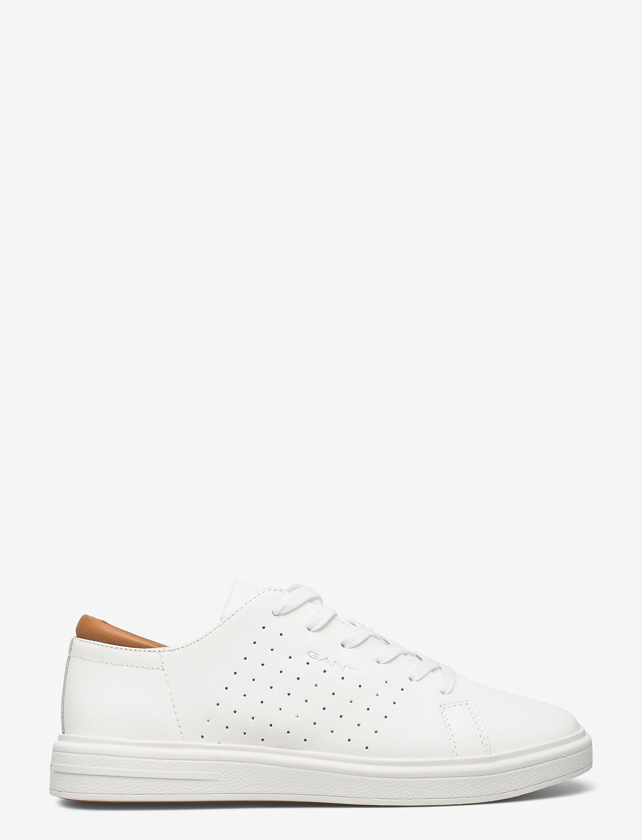 GANT - Fairville Low lace s - low tops - white - 1