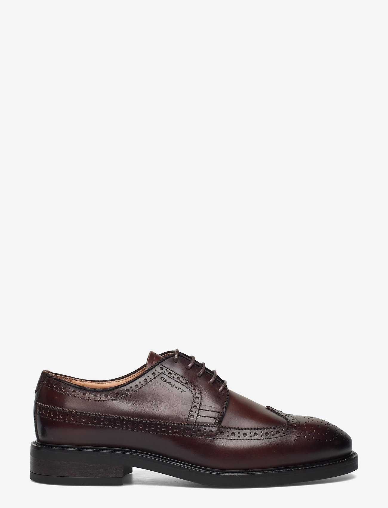 GANT - Flairville Low lace - laced shoes - cognac - 1