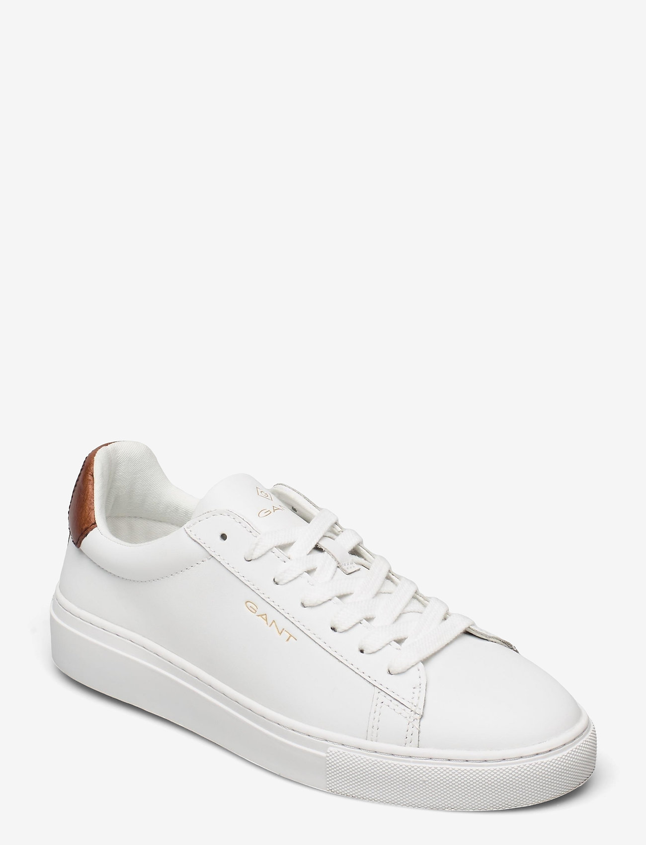 GANT - Mc Julien Sneaker - low tops - br.wht/cognac - 0