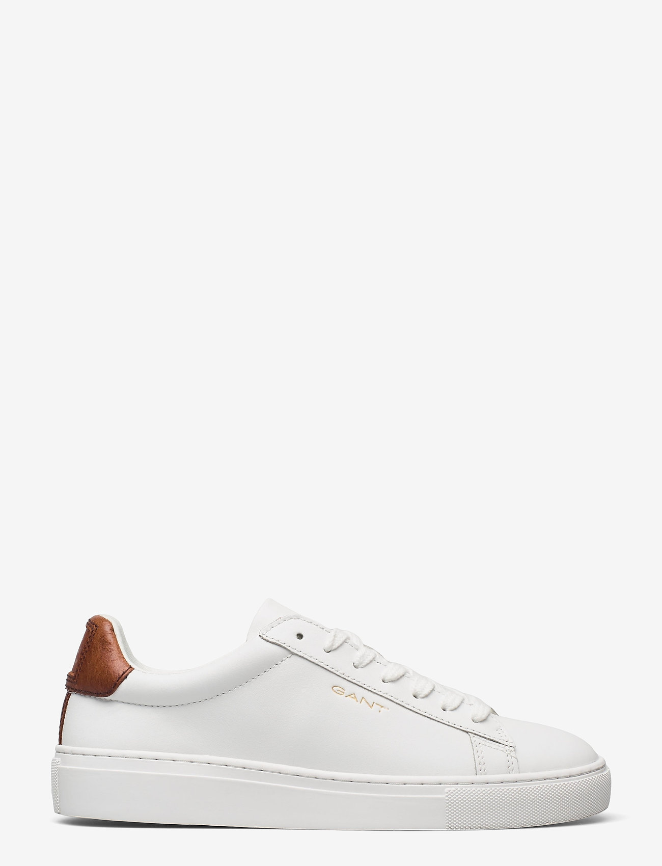 GANT - Mc Julien Sneaker - low tops - br.wht/cognac - 1