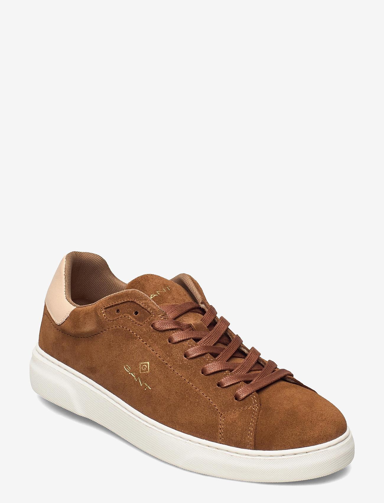 GANT - Joree Sneaker - low tops - cognac - 0