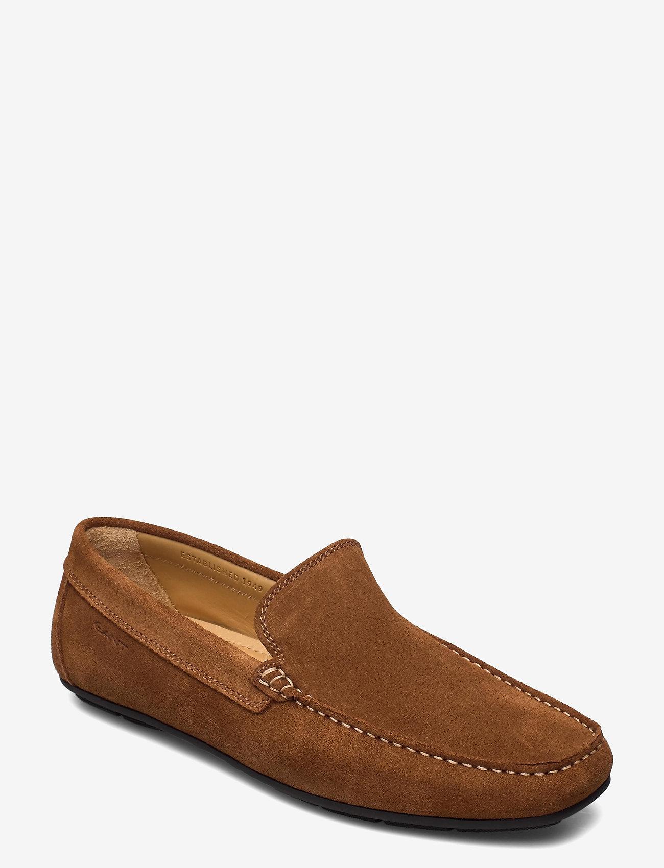 GANT - Mc Bay Loafer - loafers - cognac - 0