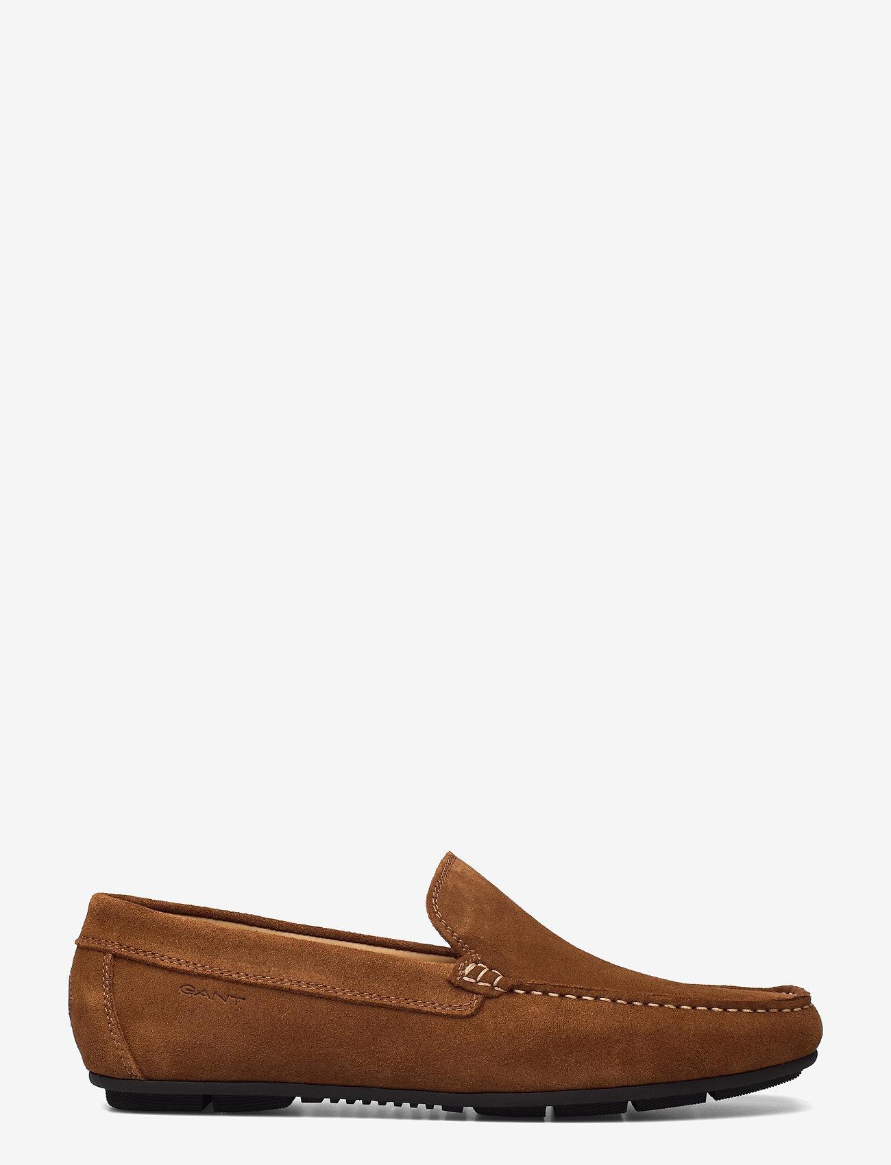 GANT - Mc Bay Loafer - loafers - cognac - 1