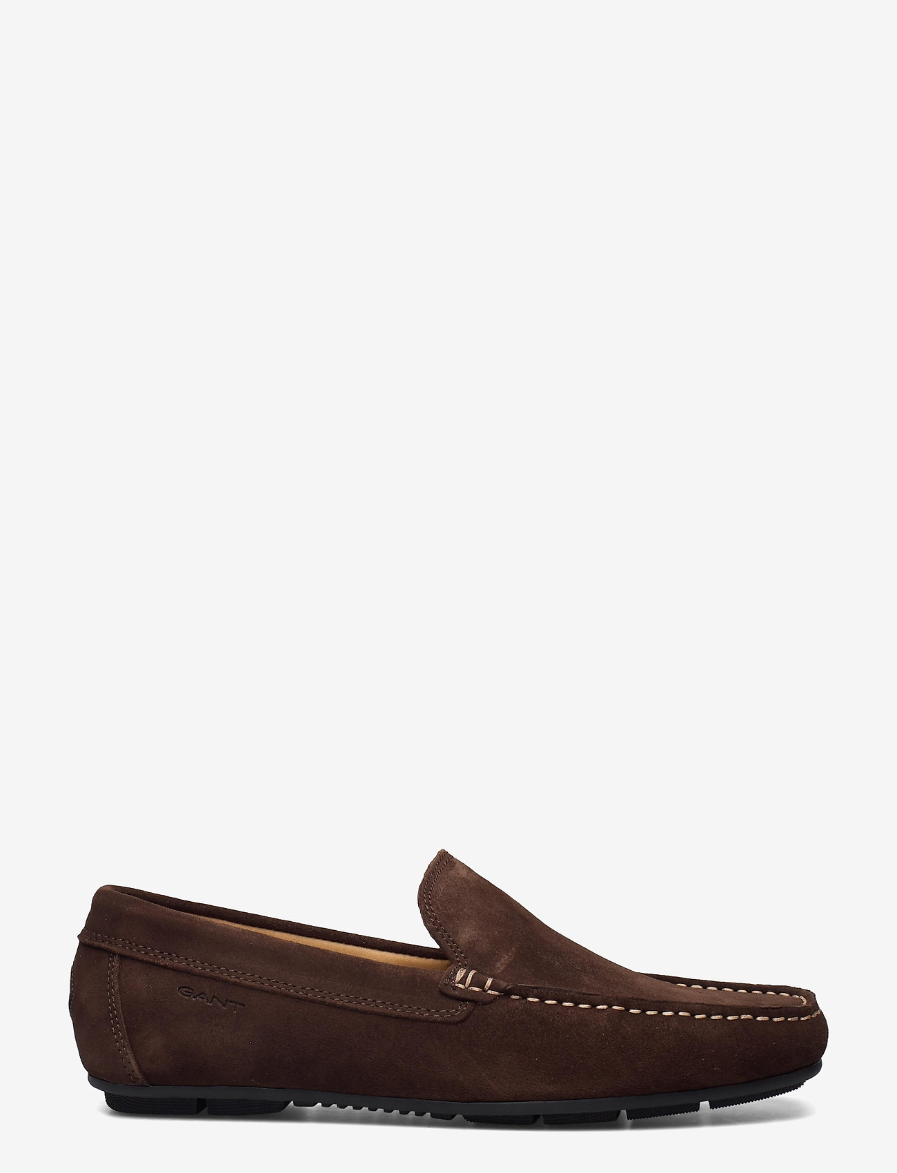 GANT - Mc Bay Loafer - loafers - dark brown - 1
