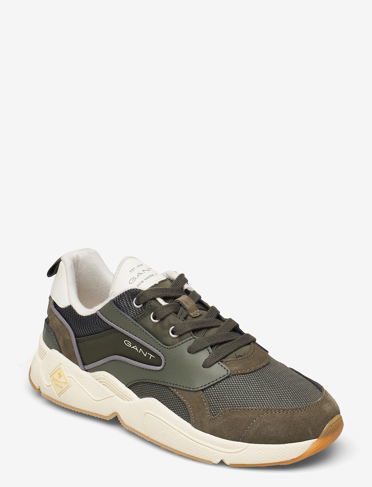 GANT - Nicewill Sneaker - low tops - dark leaf - 0