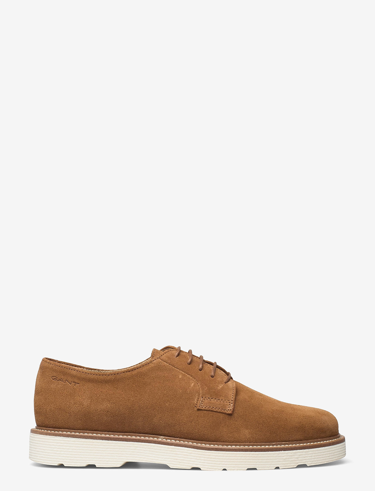 GANT - Prepburg Low lace sh - laced shoes - cognac - 1