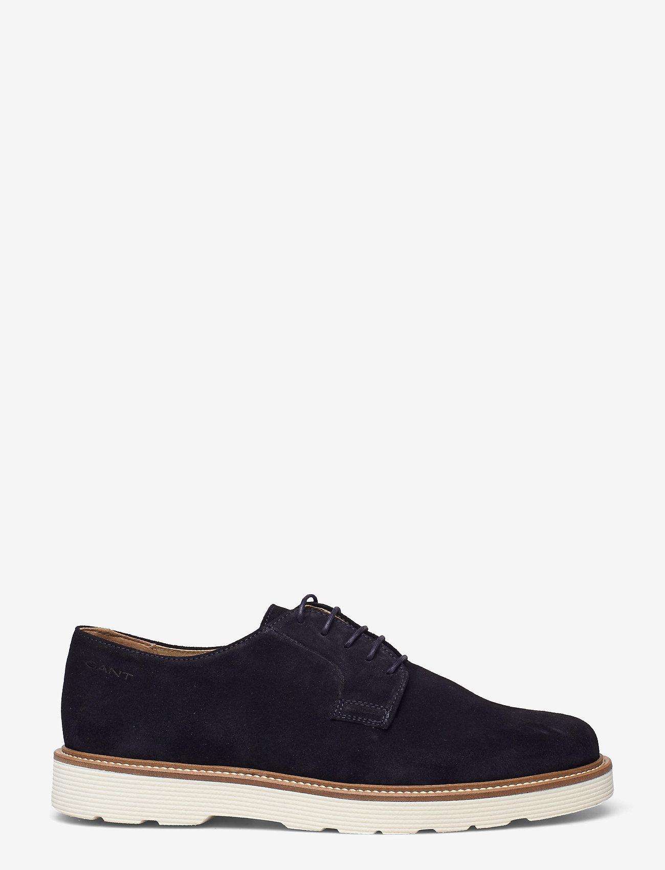 GANT - Prepburg Low lace sh - laced shoes - marine - 1