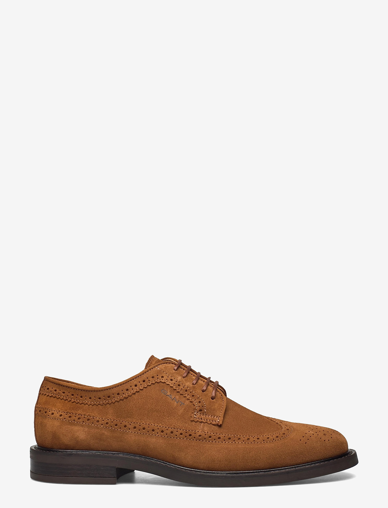 GANT - St Akron Low lace sh - laced shoes - cognac - 1