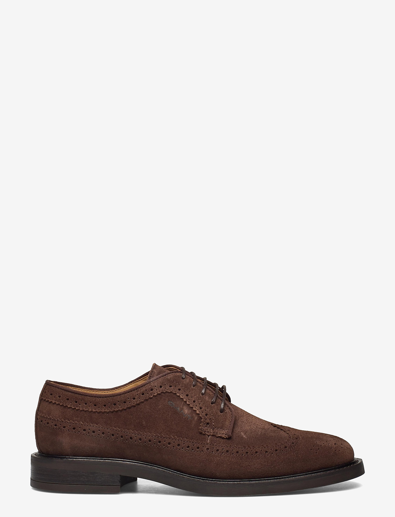 GANT - St Akron Low lace sh - laced shoes - dark brown - 1