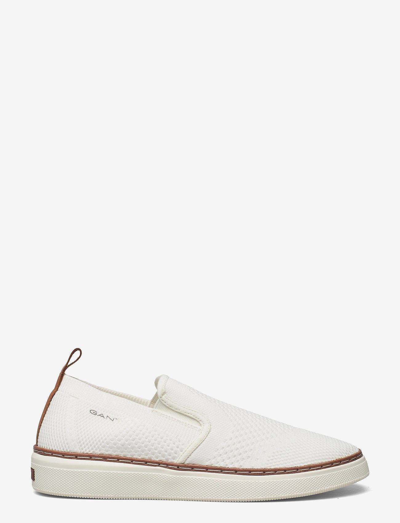 GANT - San Prep Sneaker - slip-on sneakers - off white - 1