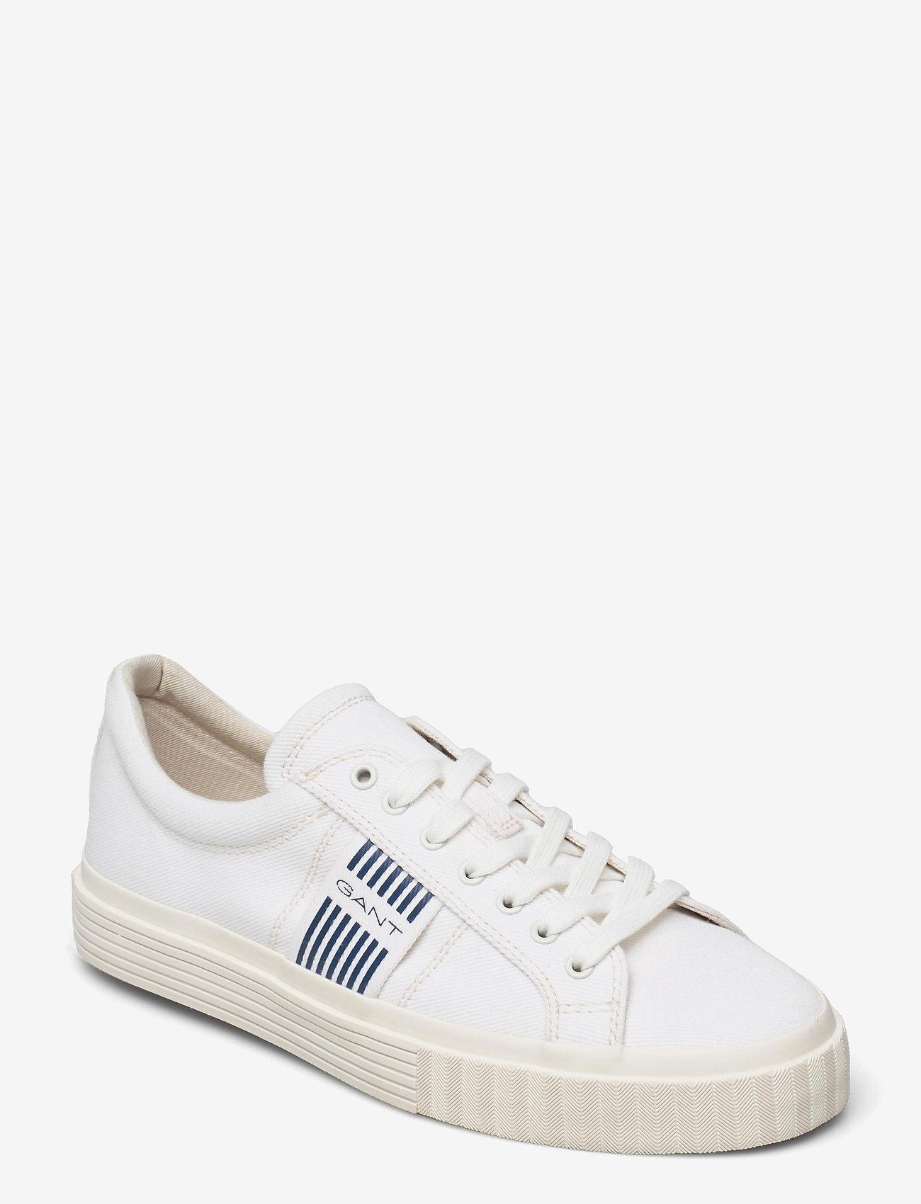 GANT - Faircourt Low lace s - low tops - off white - 0
