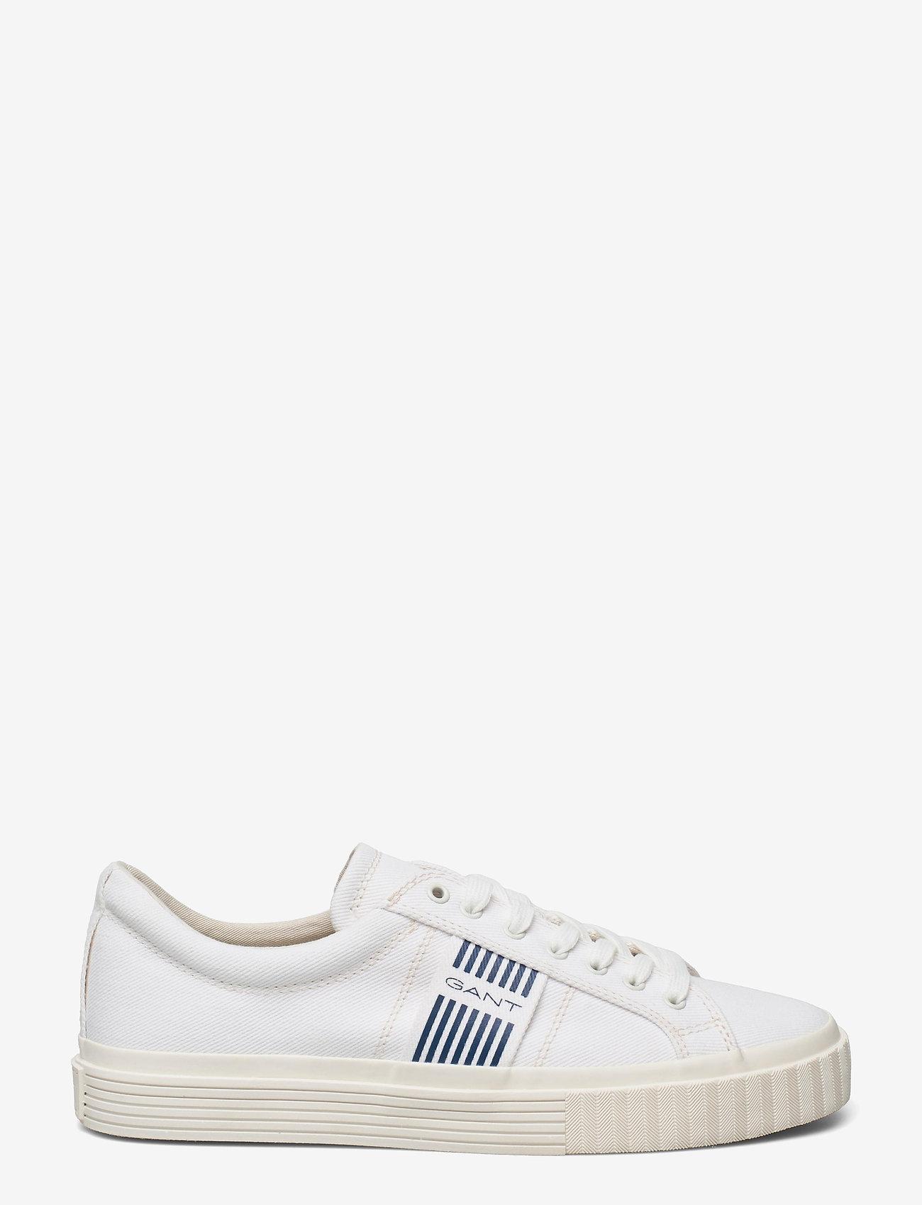 GANT - Faircourt Low lace s - low tops - off white - 1