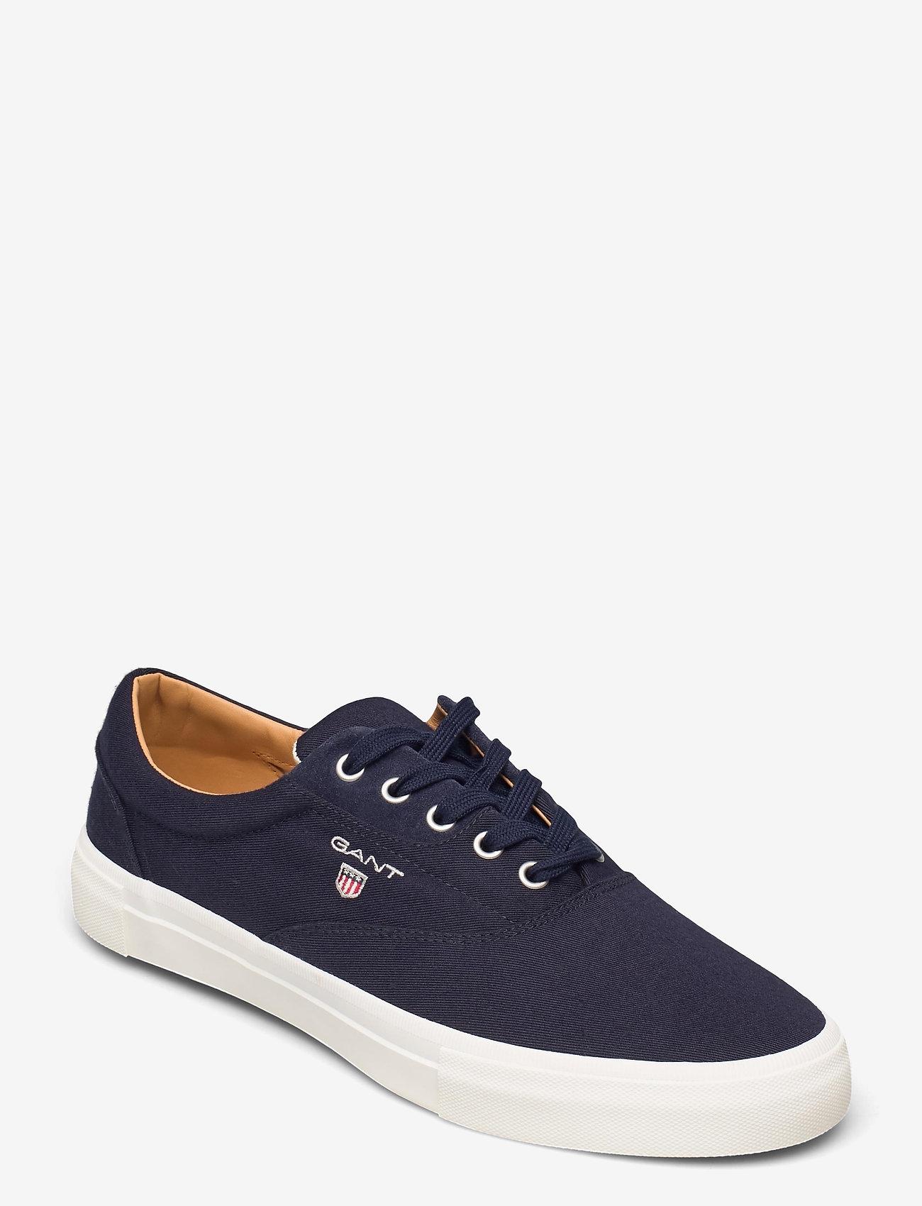 GANT - Sundale Low lace sho - low tops - marine - 0