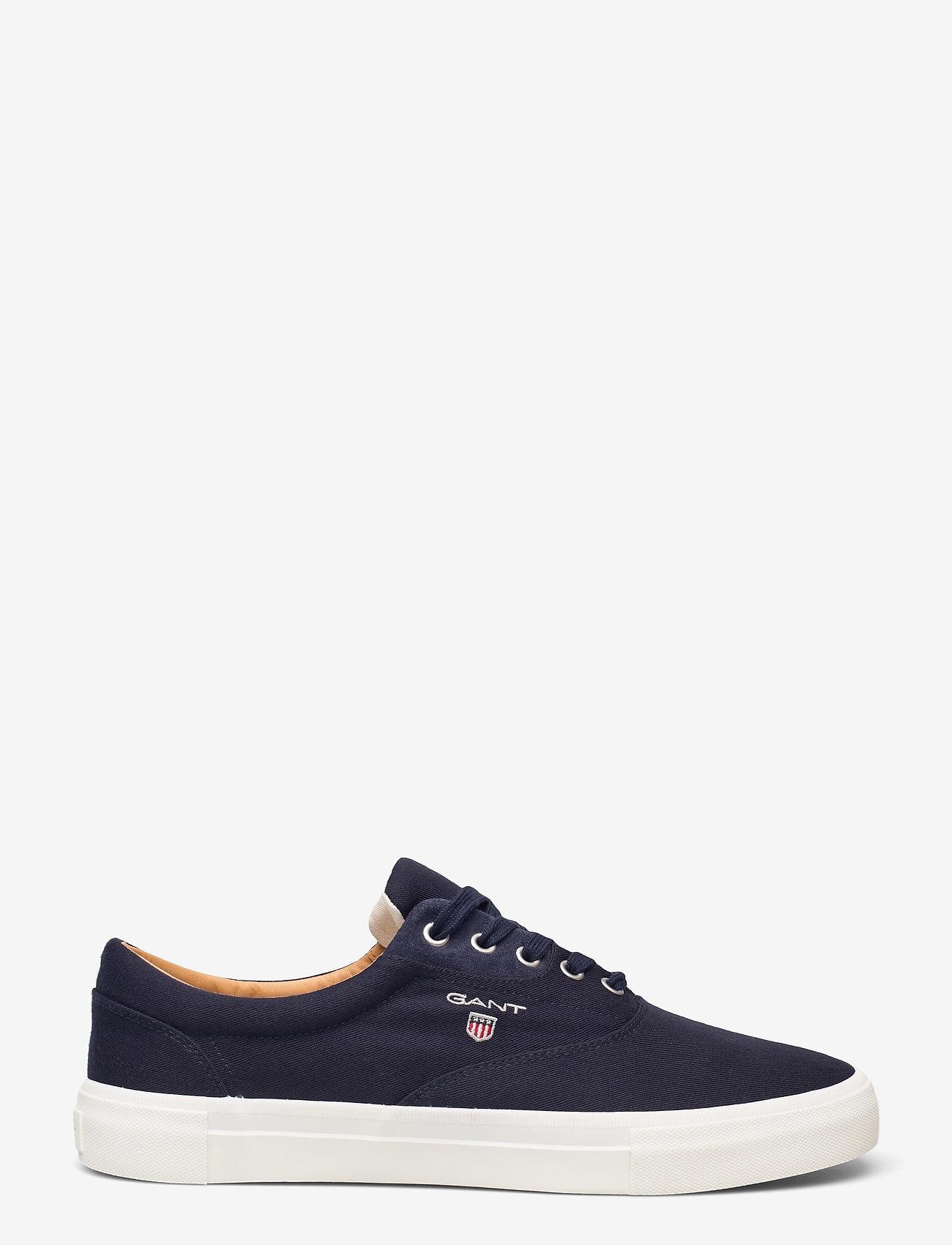 GANT - Sundale Low lace sho - low tops - marine - 1