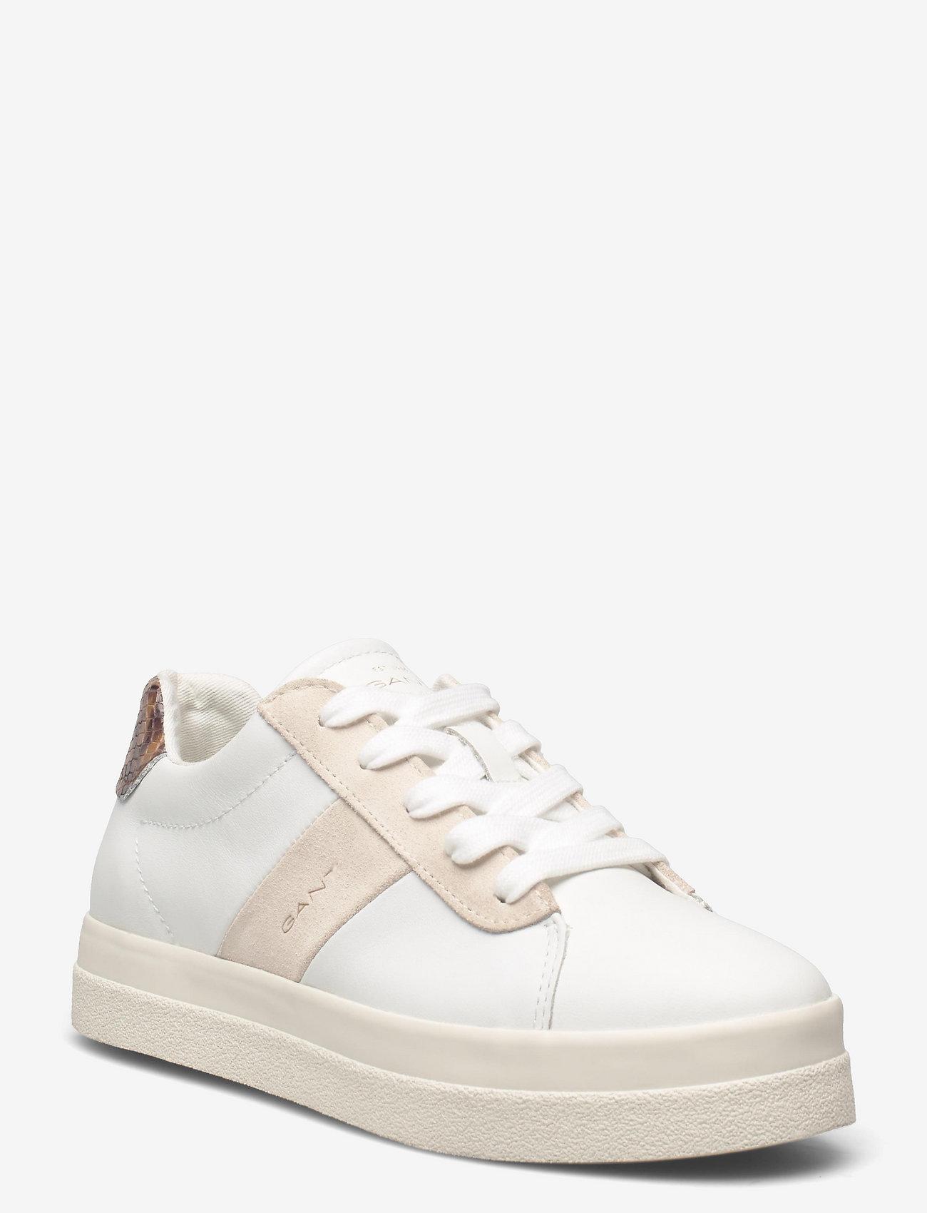 GANT - Avona Sneaker - low top sneakers - white - 0