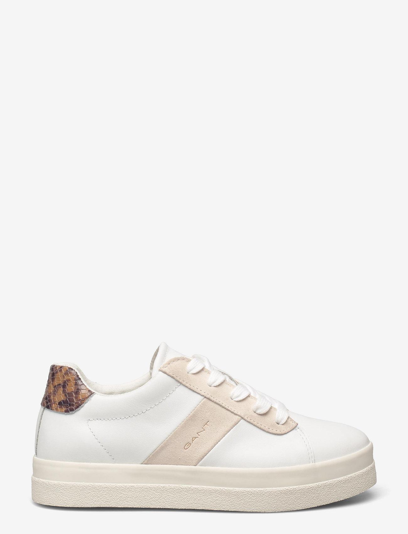 GANT - Avona Sneaker - low top sneakers - white - 1