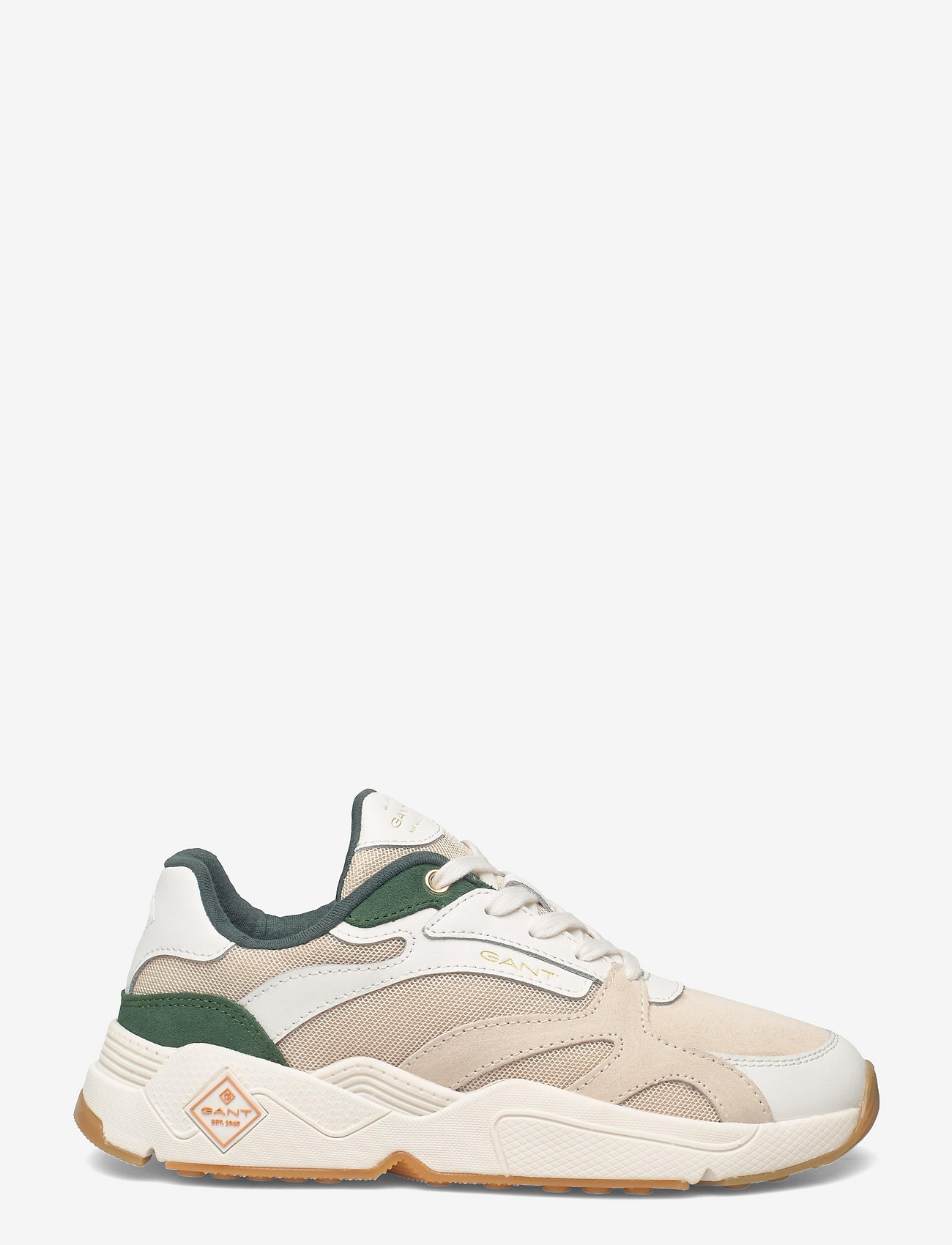 GANT - Nicewill Sneaker - chunky sneakers - white/green - 1