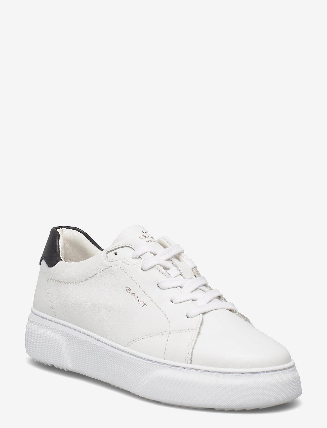 GANT - Coastride Sneaker - low top sneakers - black/white - 0