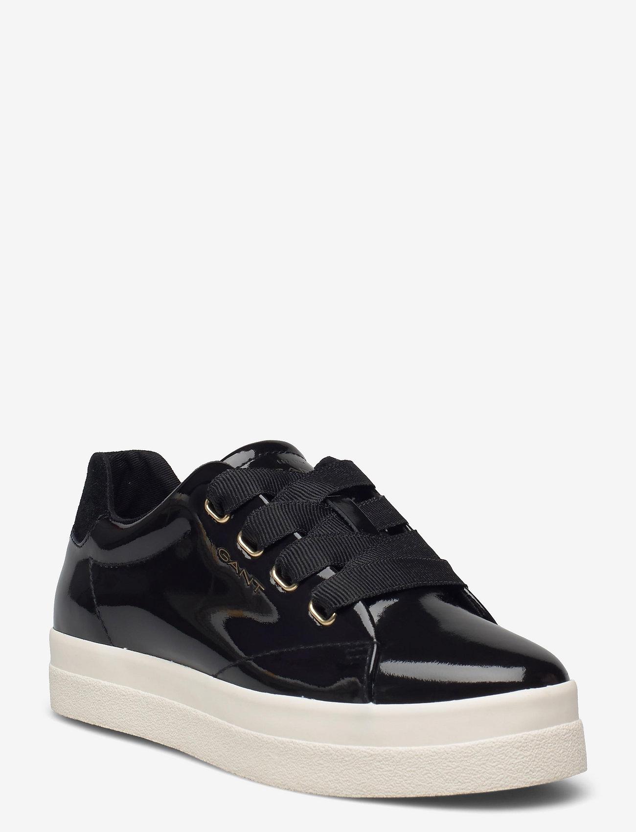 GANT - Avona Sneaker - low top sneakers - black - 0