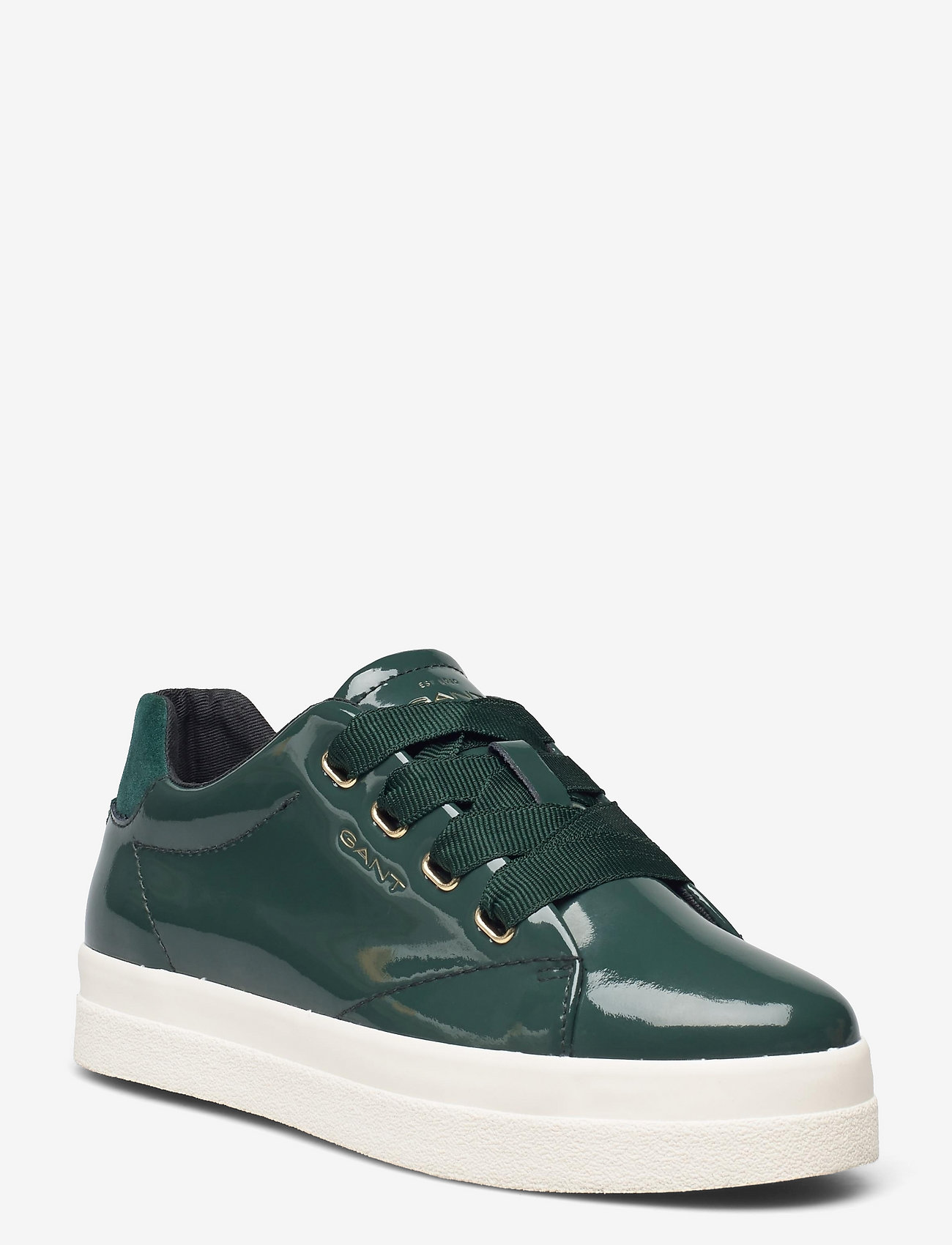 GANT - Avona Sneaker - low top sneakers - dark green - 0
