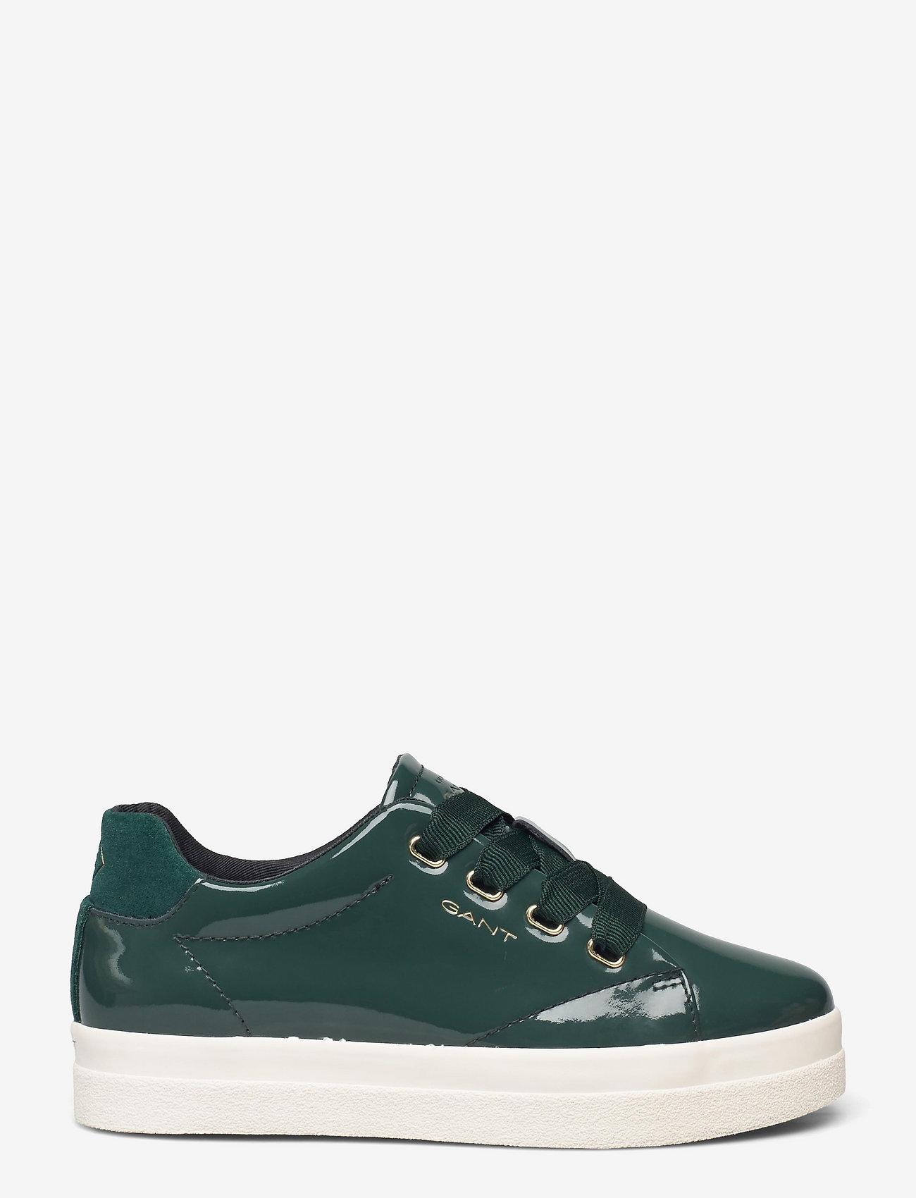 GANT - Avona Sneaker - low top sneakers - dark green - 1