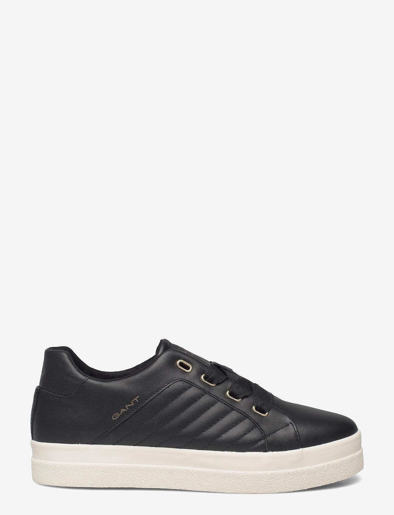 GANT - Avona Low lace shoes - low top sneakers - black - 1