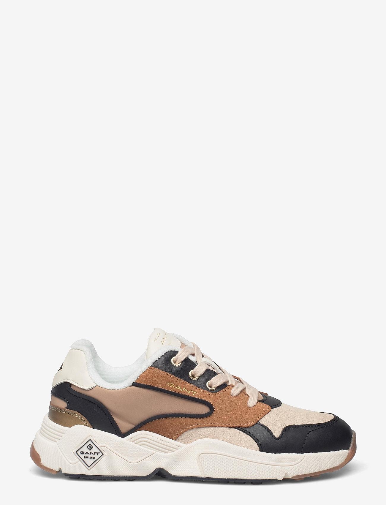 GANT - Nicewill Sneaker - low top sneakers - beige/black - 1