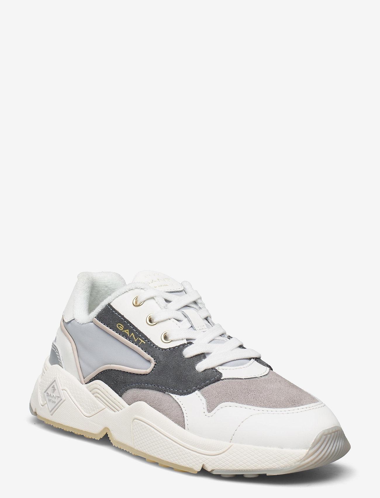 GANT - Nicewill Sneaker - low top sneakers - white/gray - 0