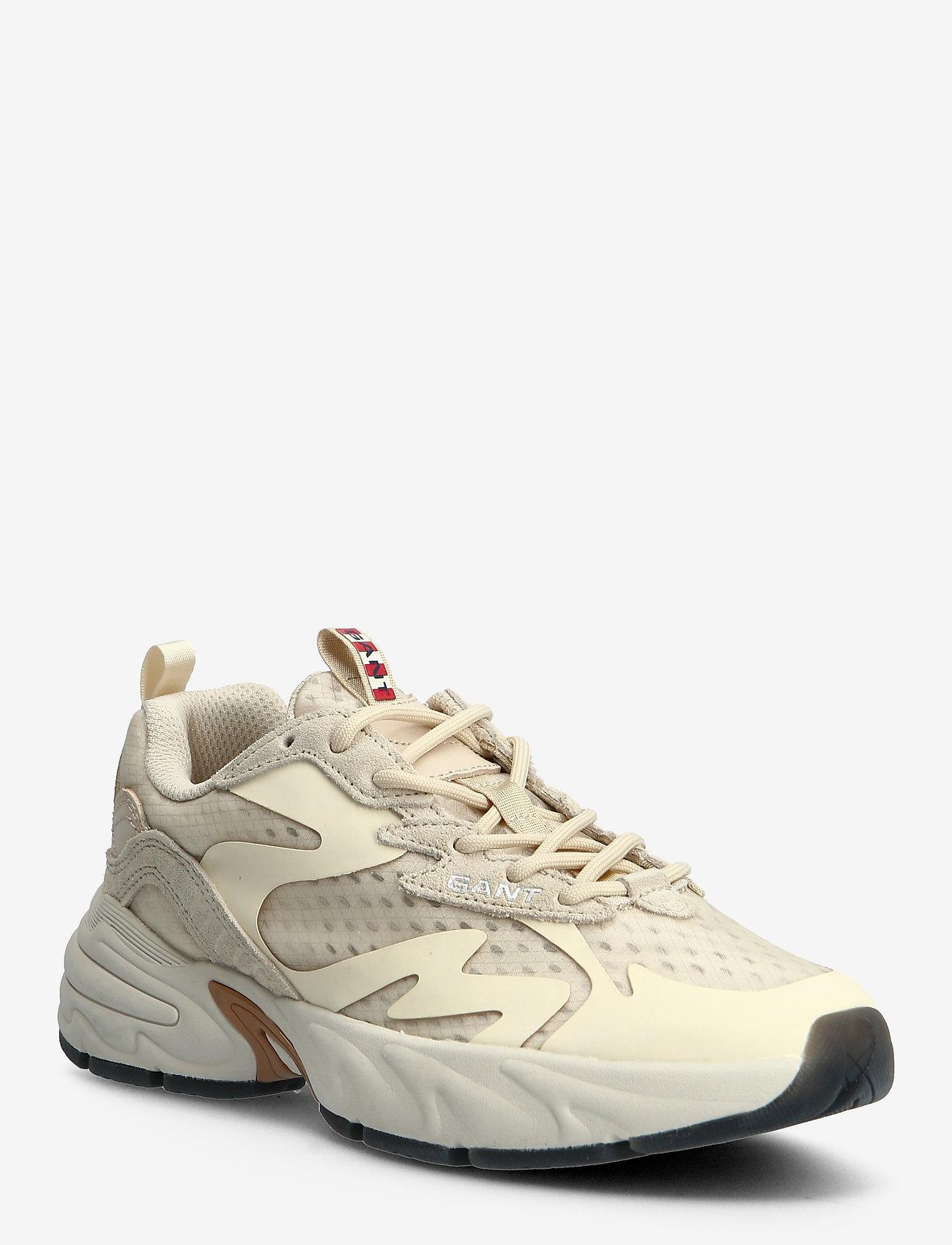GANT - Mardii Sneaker - low top sneakers - cream - 0