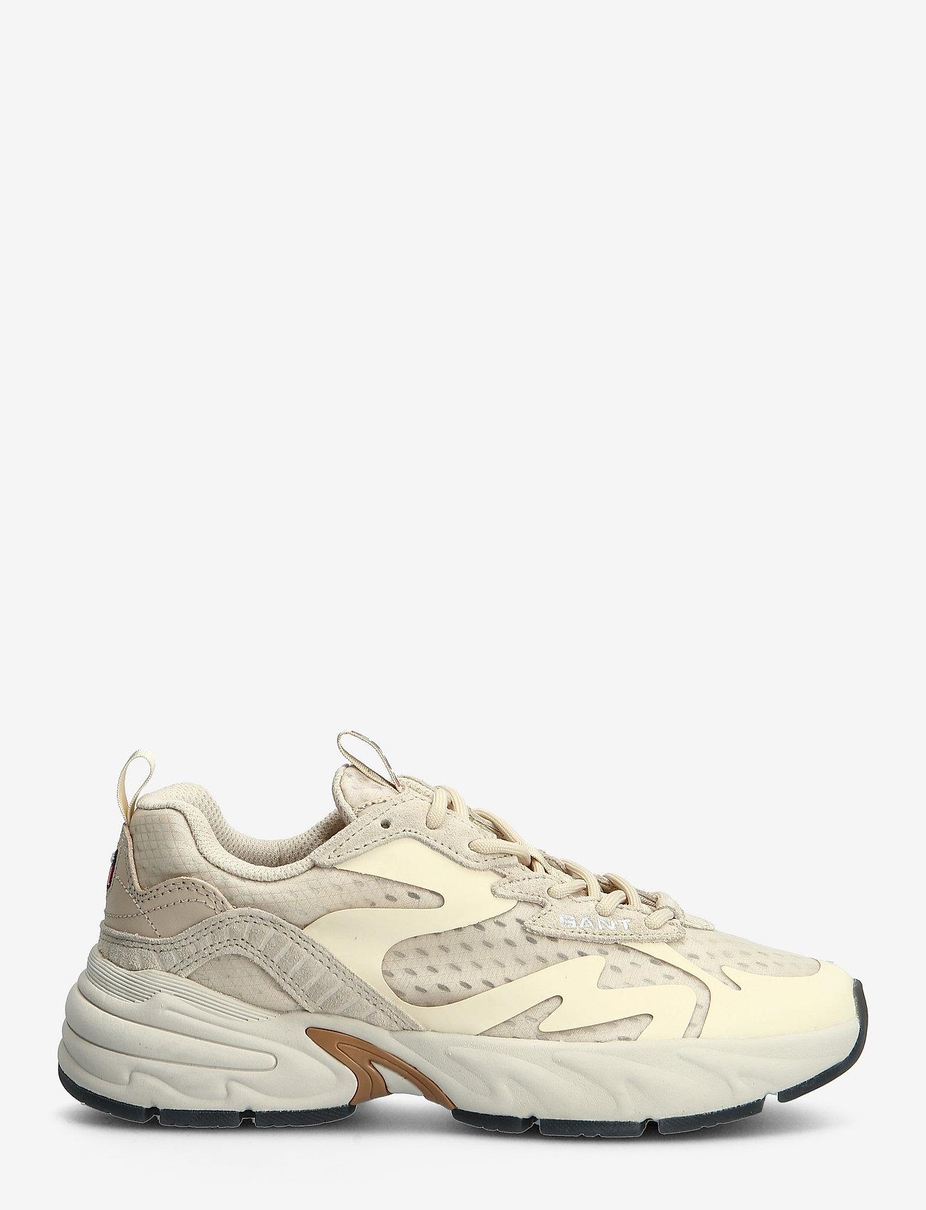 GANT - Mardii Sneaker - low top sneakers - cream - 1