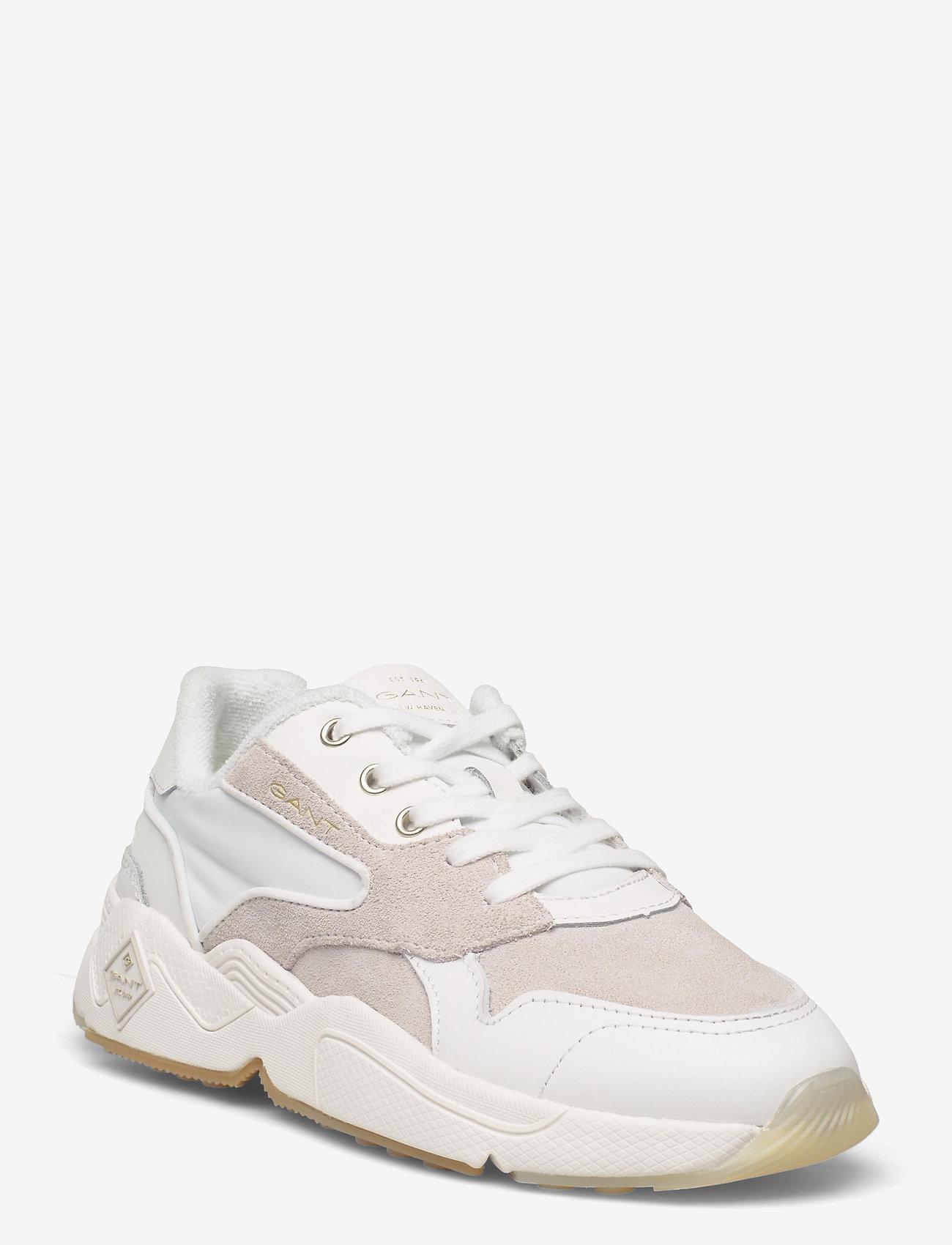 GANT - Nicewill Sneaker - low top sneakers - white - 0