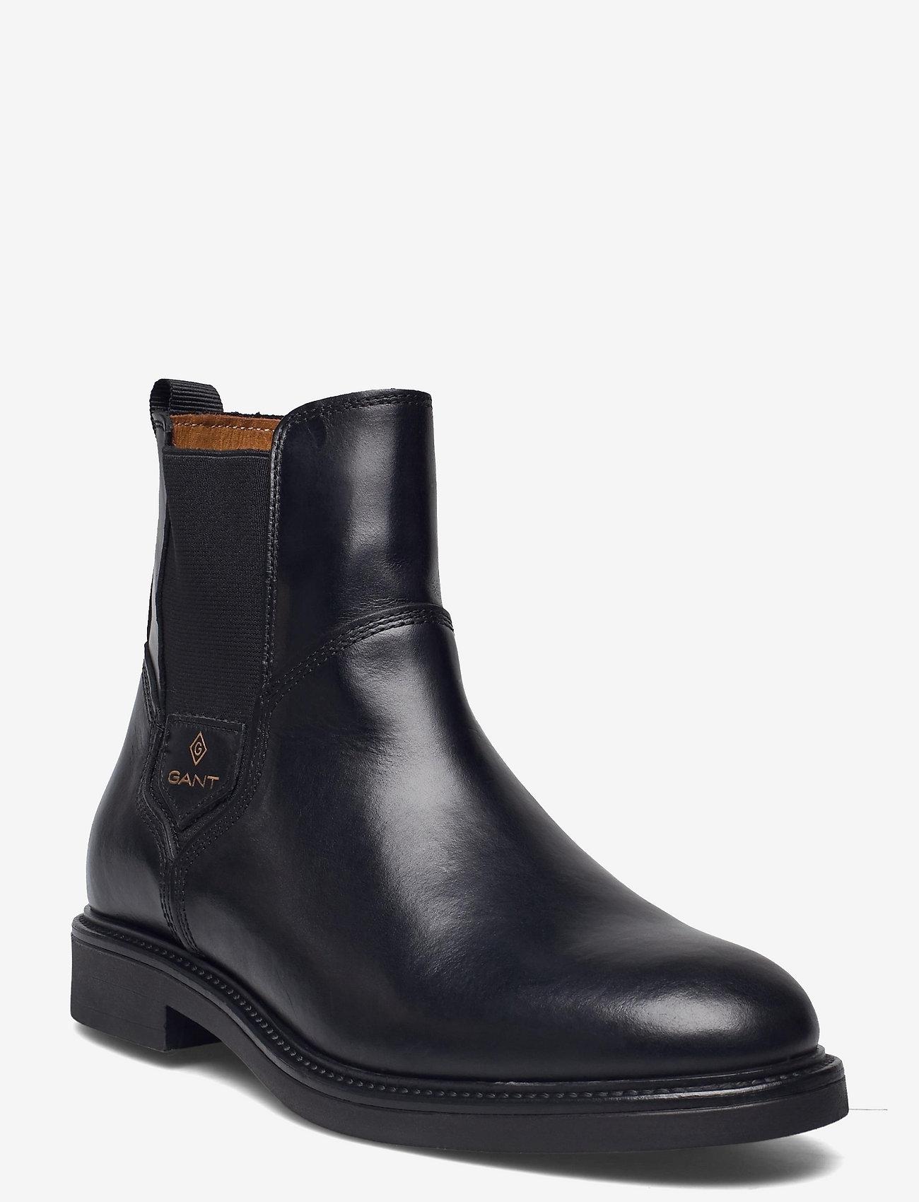 GANT - Trazy Chelsea - chelsea boots - black - 0
