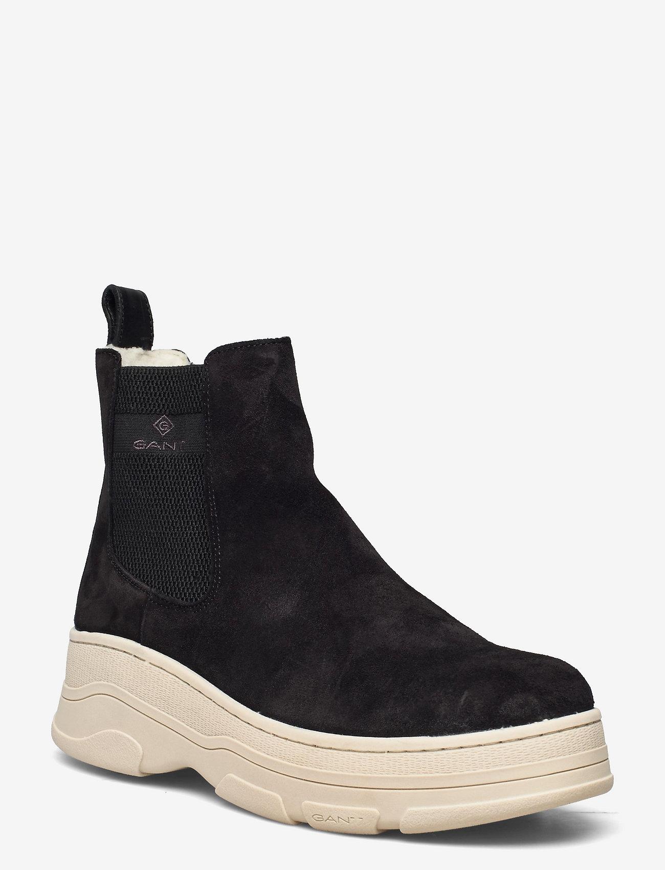GANT - Najor Chelsea - chelsea boots - black - 0