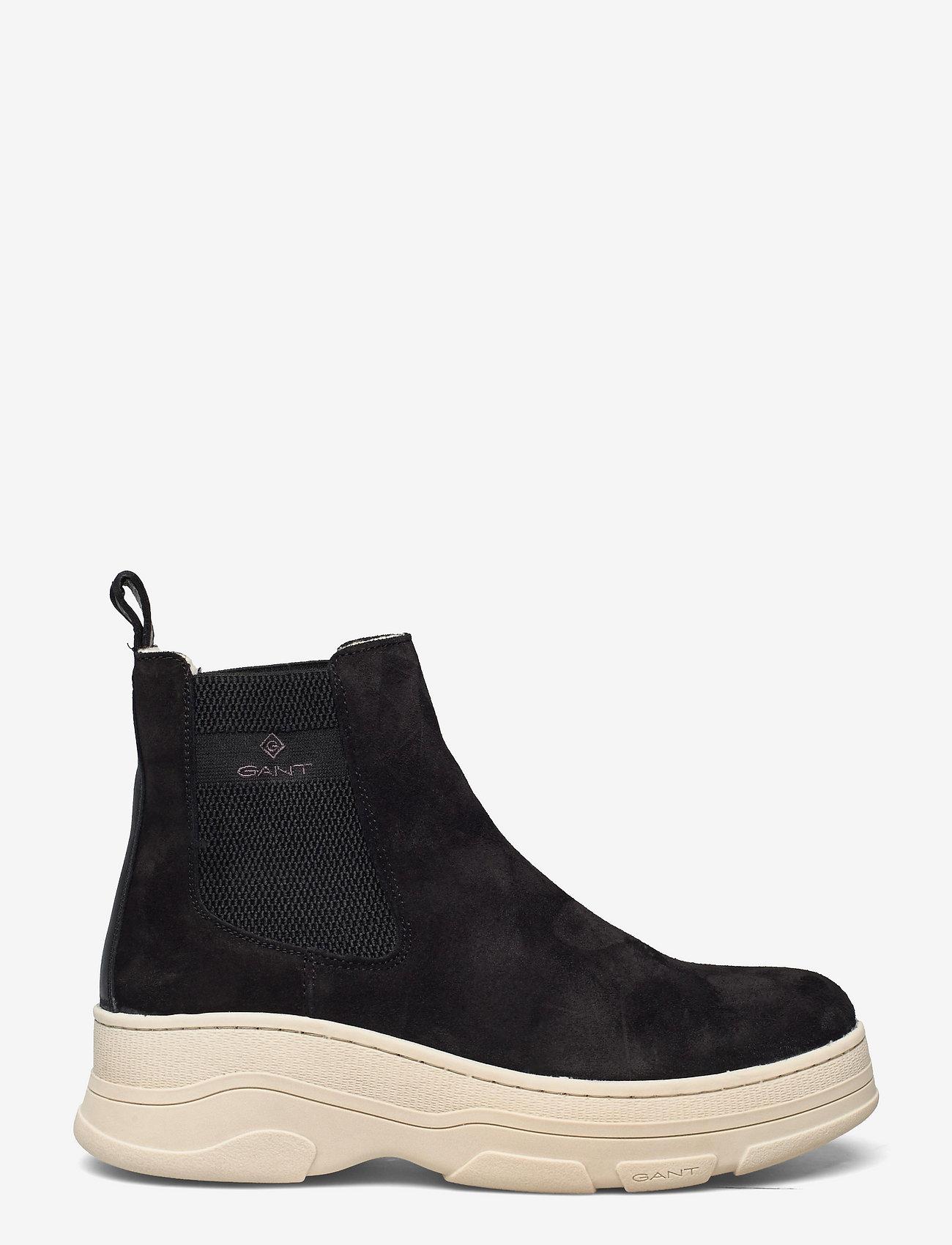 GANT - Najor Chelsea - chelsea boots - black - 1