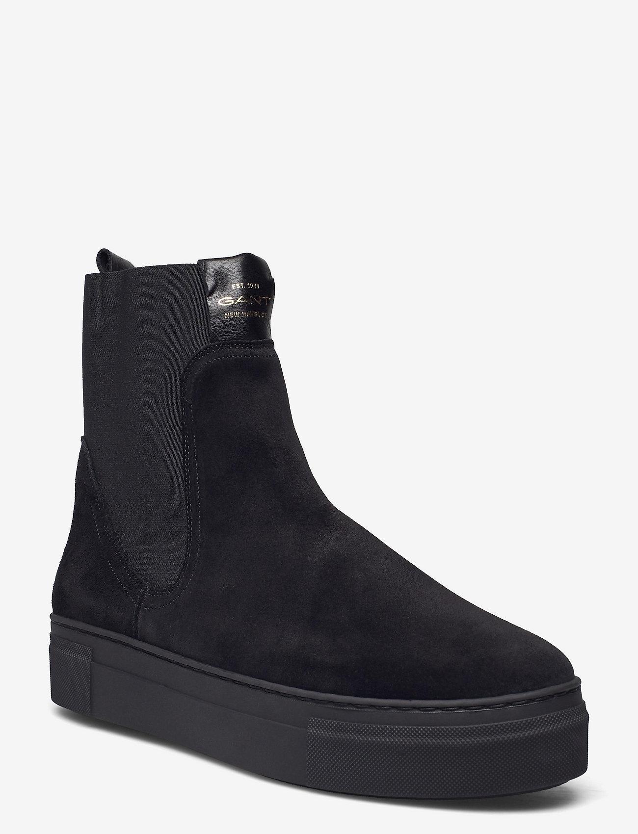 GANT - Vanna Chelsea - chelsea boots - black - 0