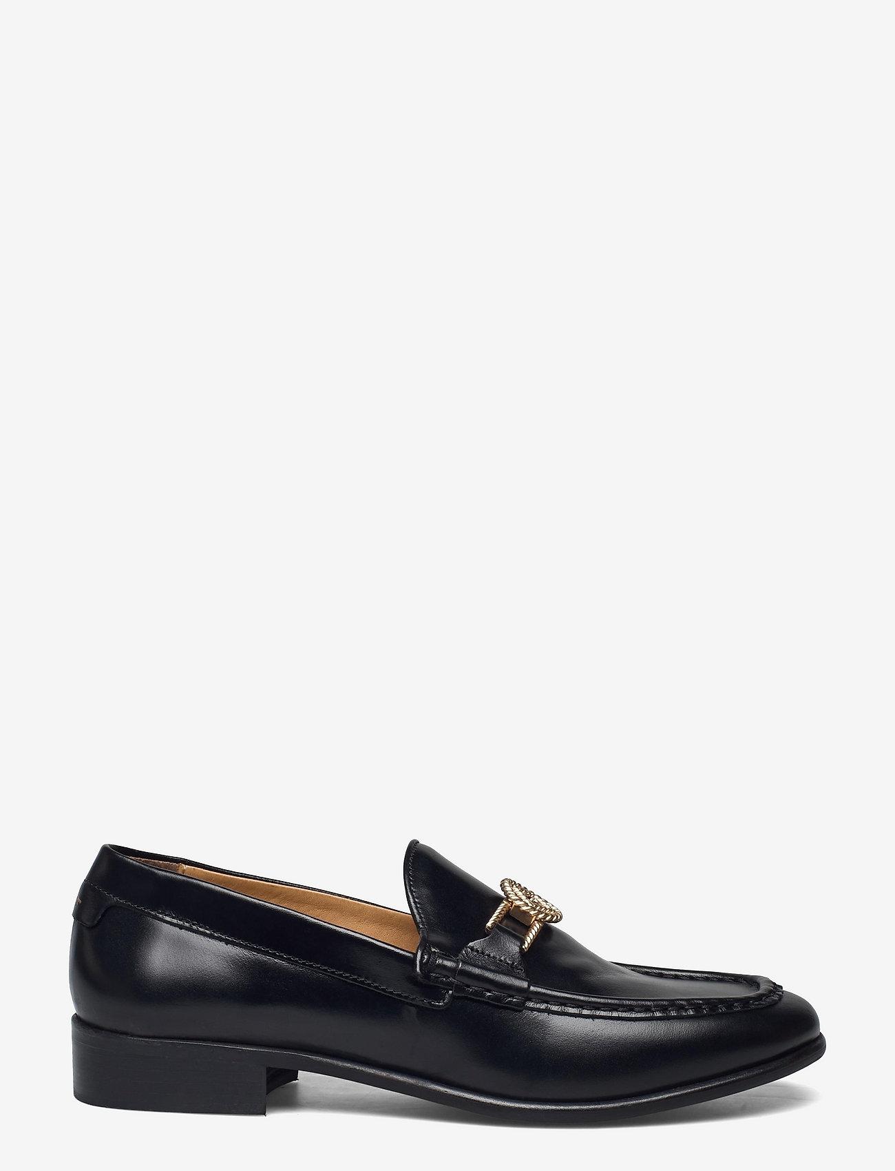 GANT - Kennedi Loafer - loafers - black - 1