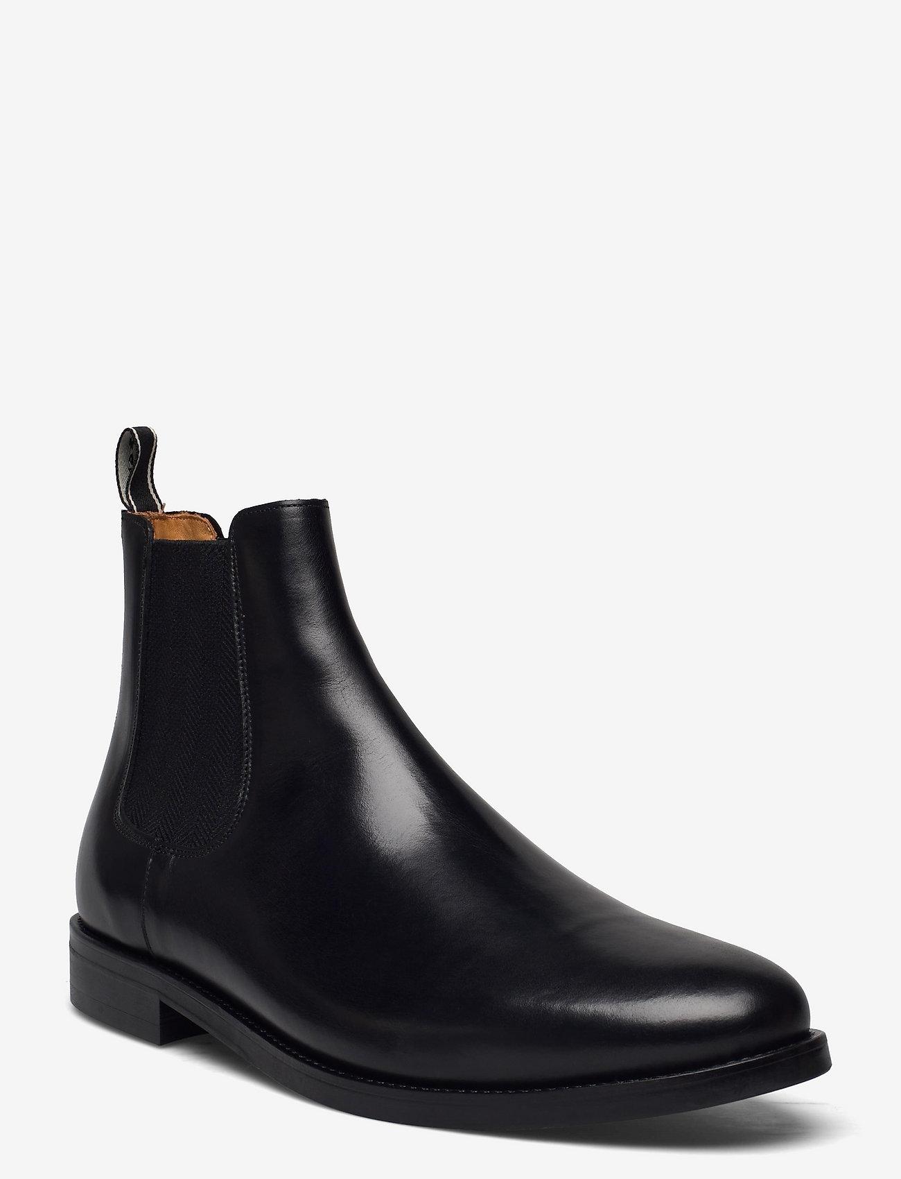 GANT - Sharpville Chelsea Boot - chelsea boots - black - 0