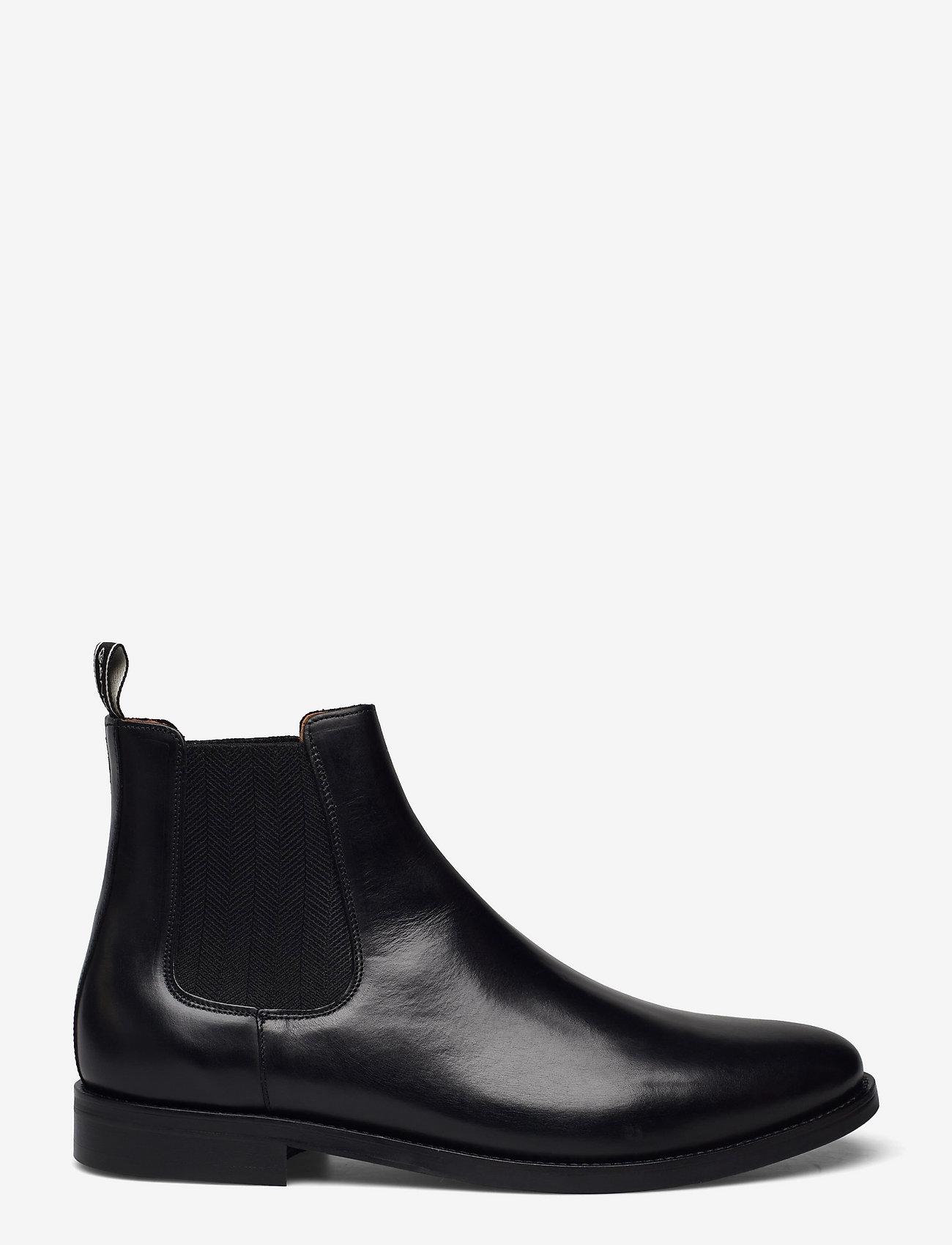 GANT - Sharpville Chelsea Boot - chelsea boots - black - 1