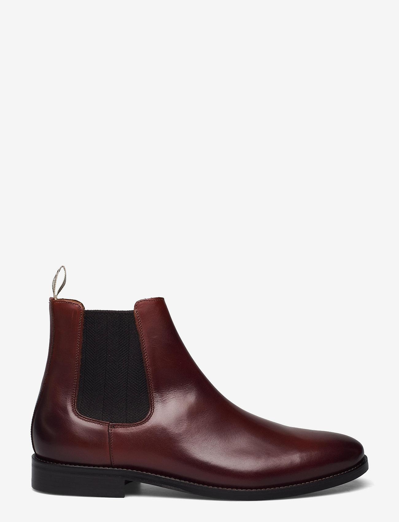 GANT - Sharpville Chelsea Boot - chelsea boots - cognac/dk brown - 1